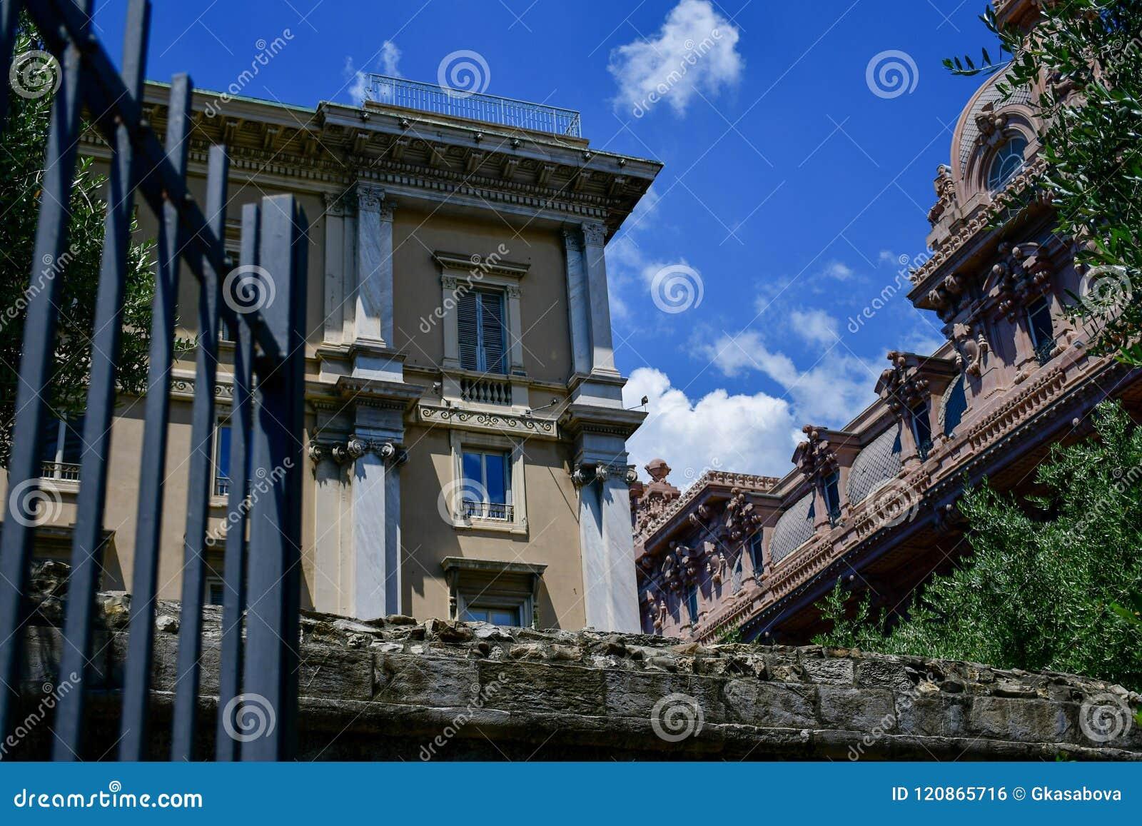 Le Strade Nuove Genova, Italia