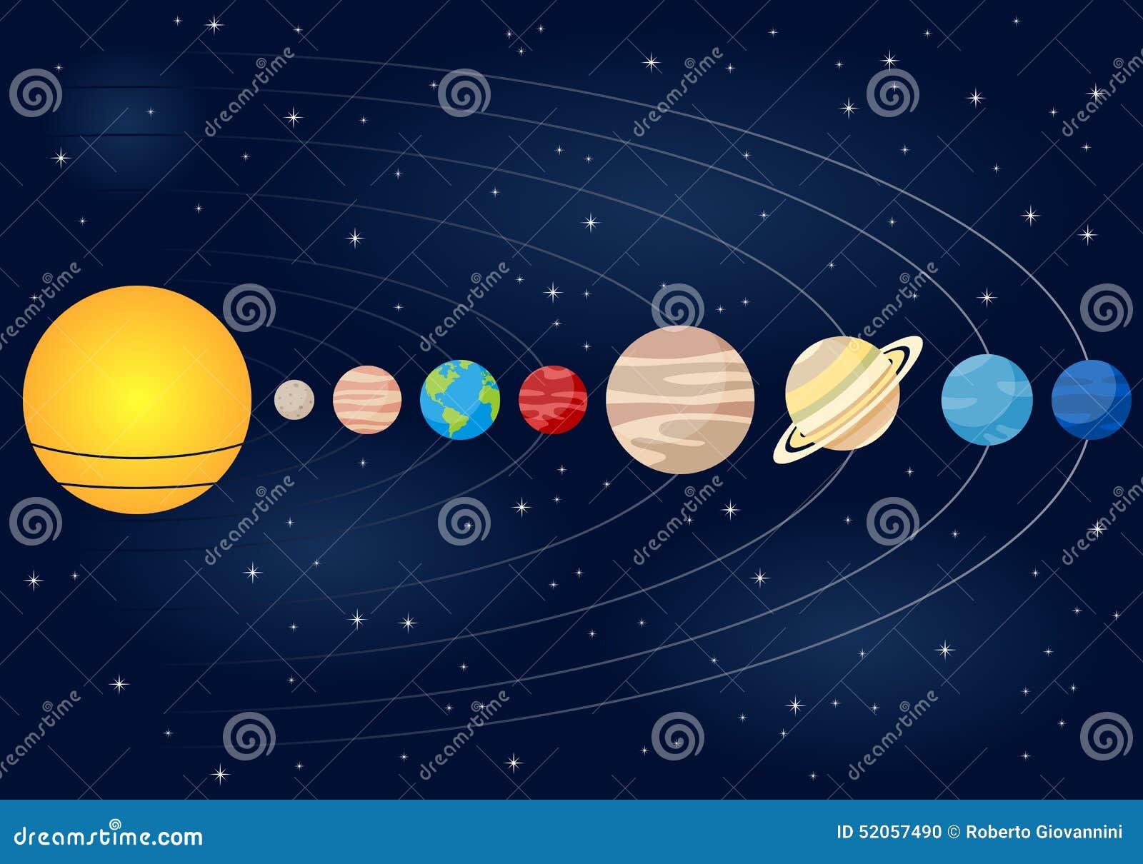 3D Solar System 3.9 – Солнечная система
