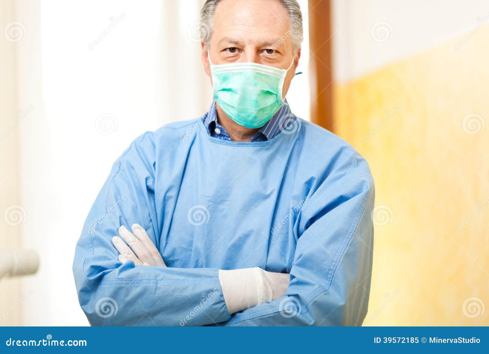 Le tandläkareståenden i hans studio