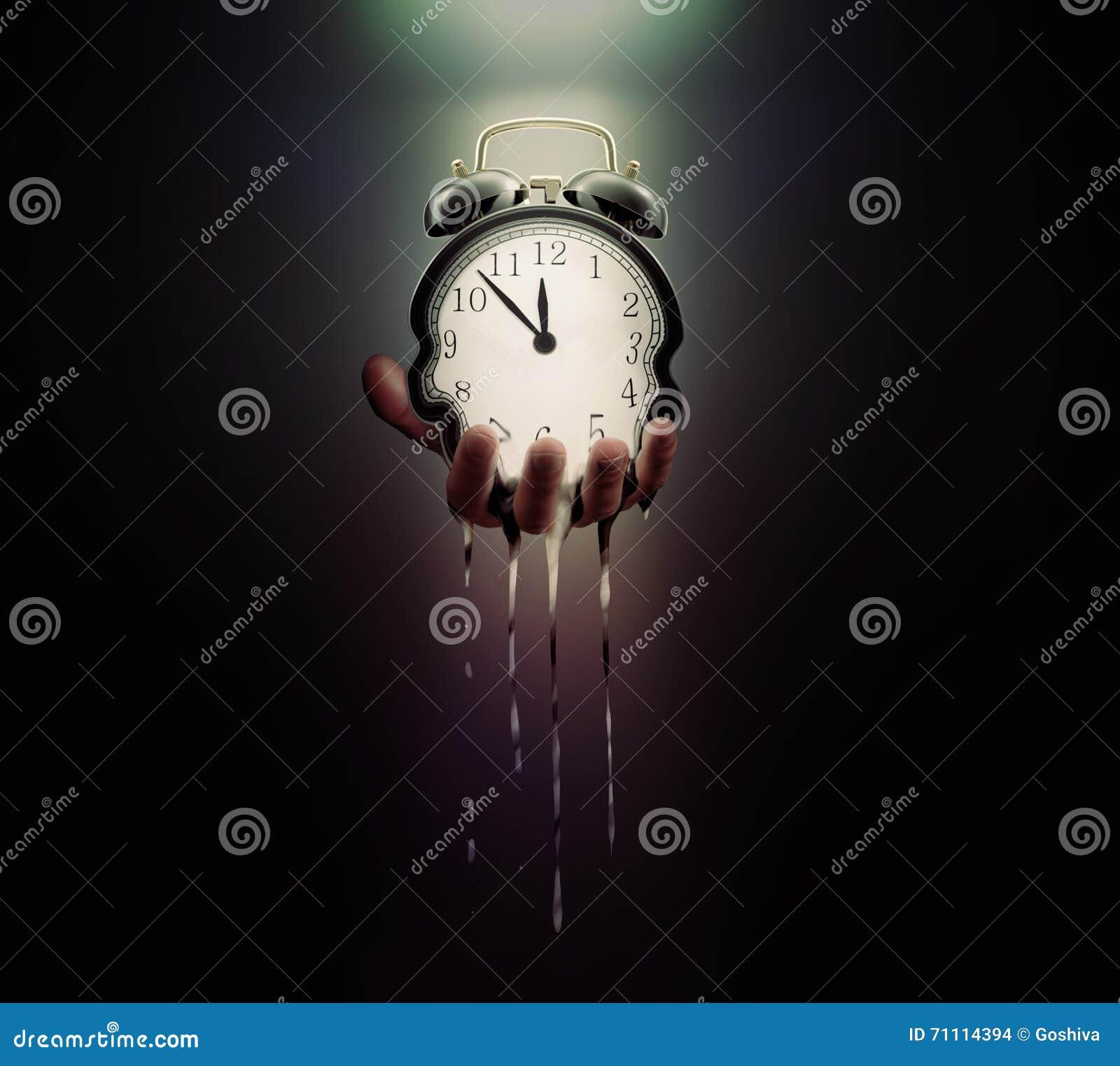 Le temps s épuise