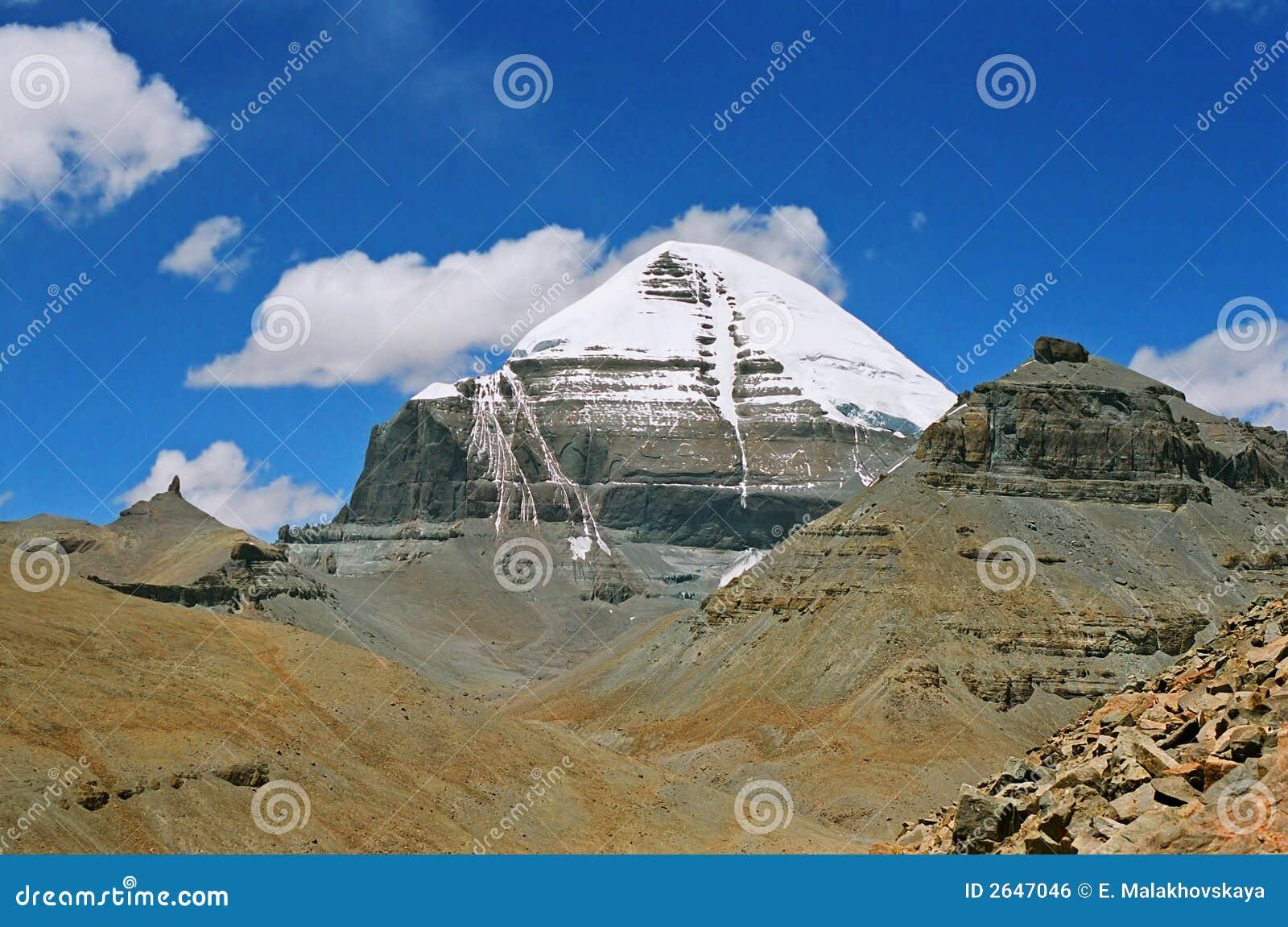 Le Thibet, Mt. Kailash.