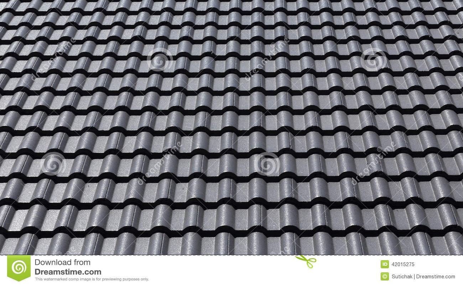 le toit de tuiles noir photo stock image 42015275. Black Bedroom Furniture Sets. Home Design Ideas