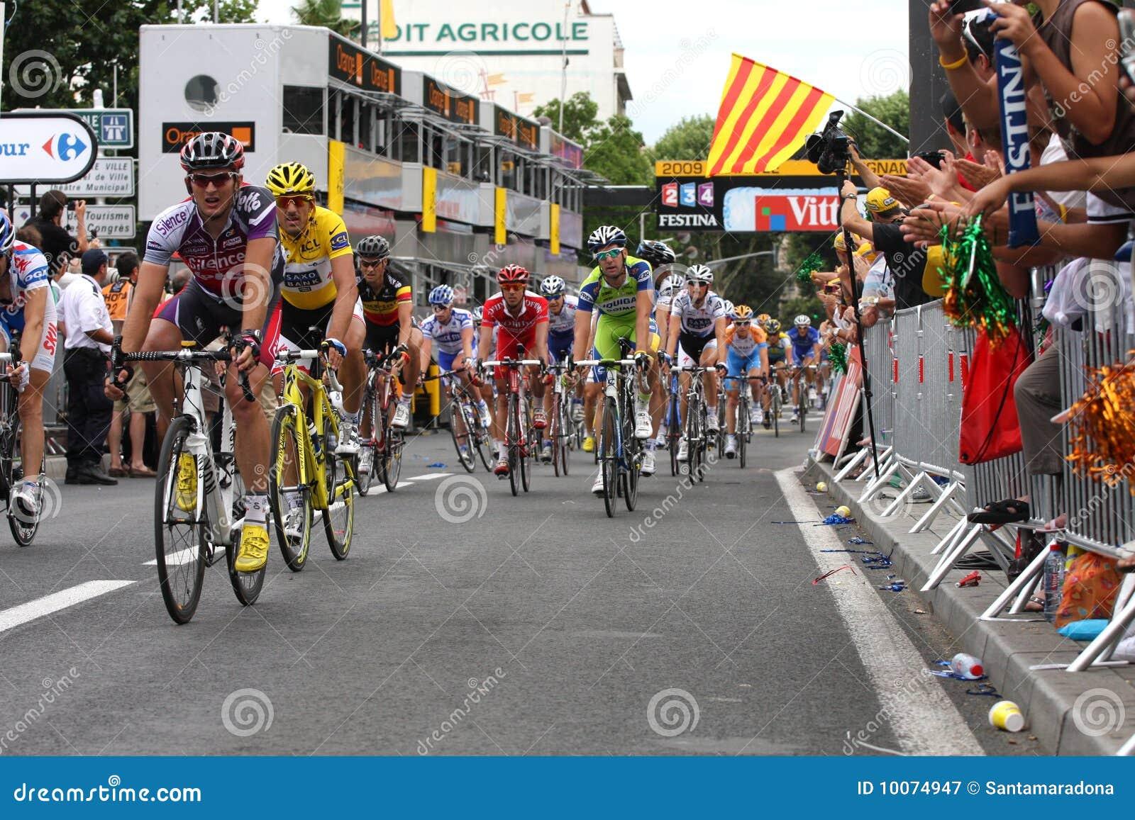 Le Tour de France 2009 - Round 4