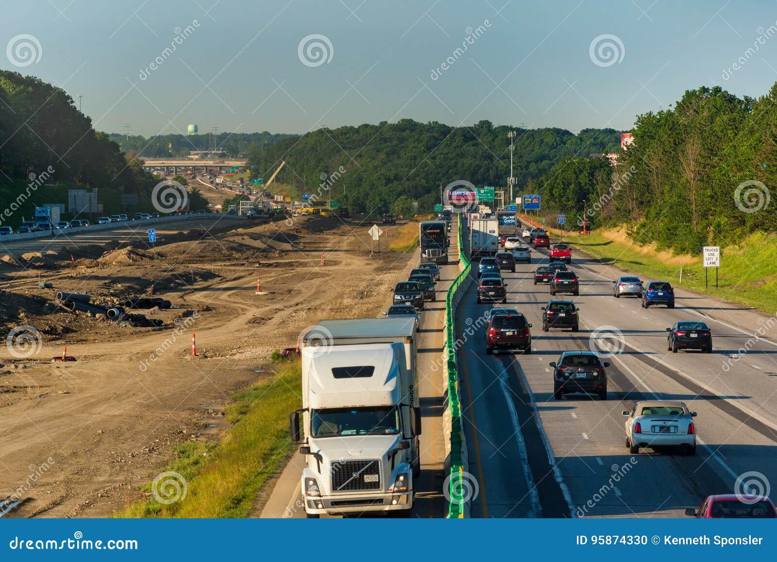 Le trafic détourné