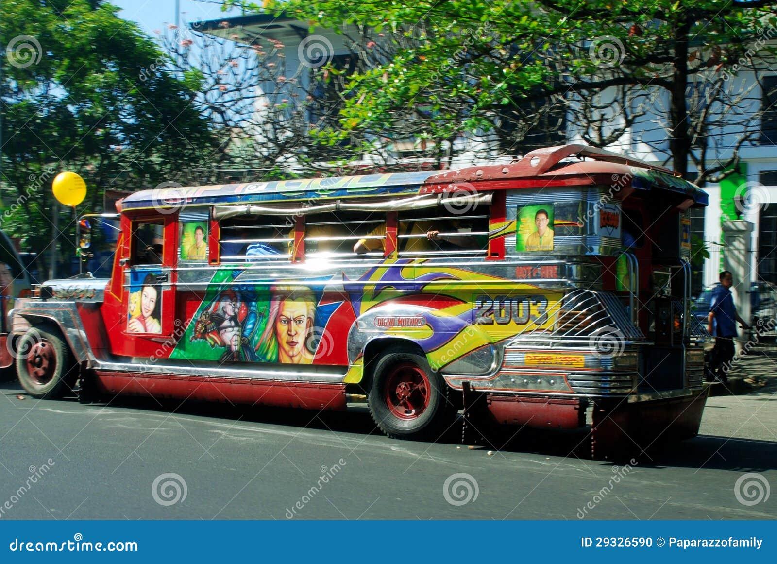 Le trafic de Manille