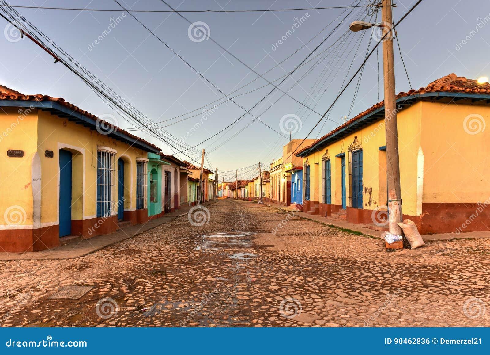 Le Trinidad colonial, Cuba