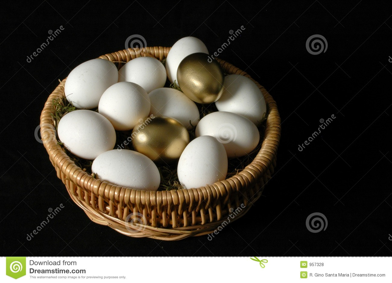 Le uova dorate