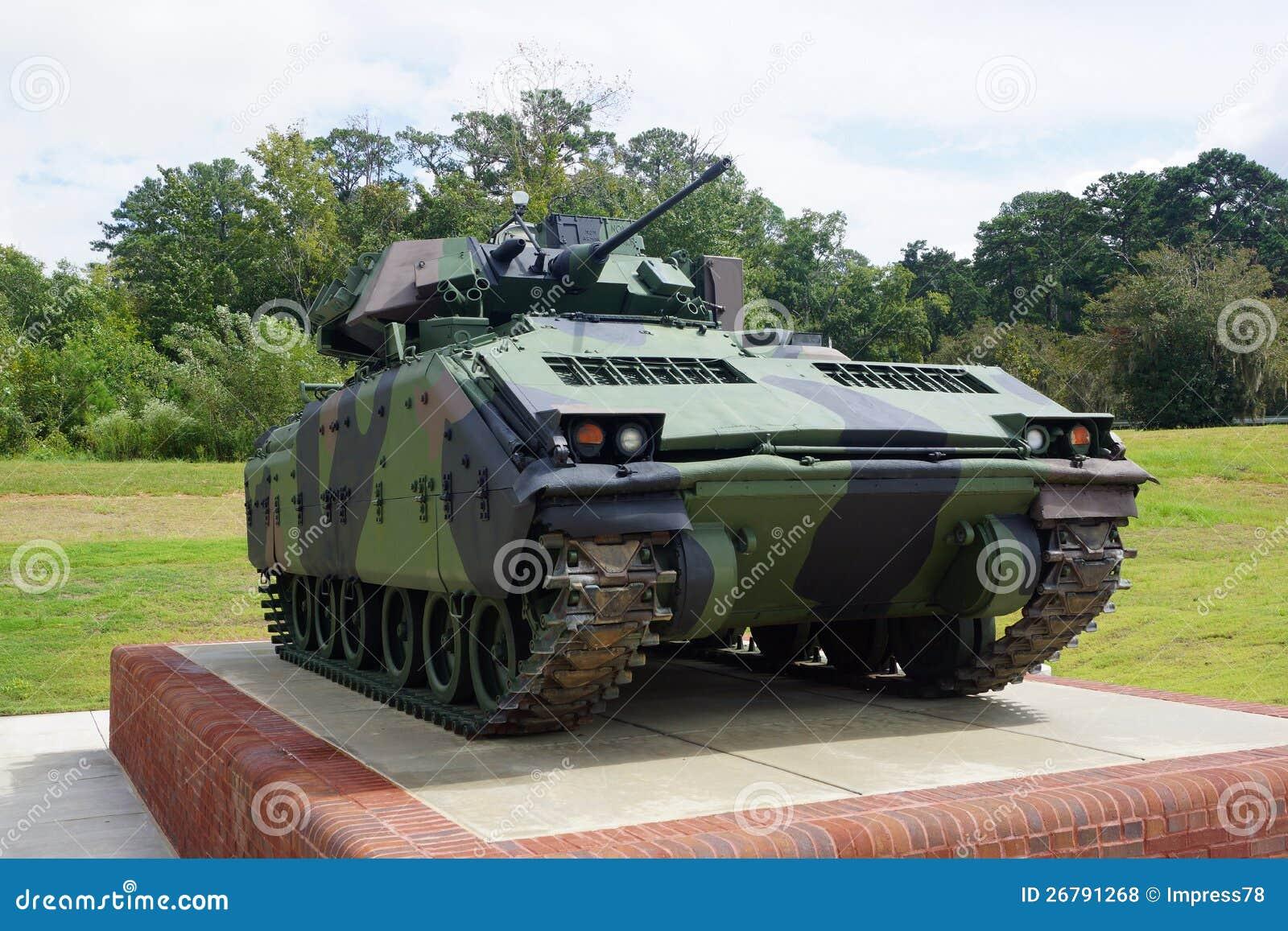 Le véhicule de combat de Bradley