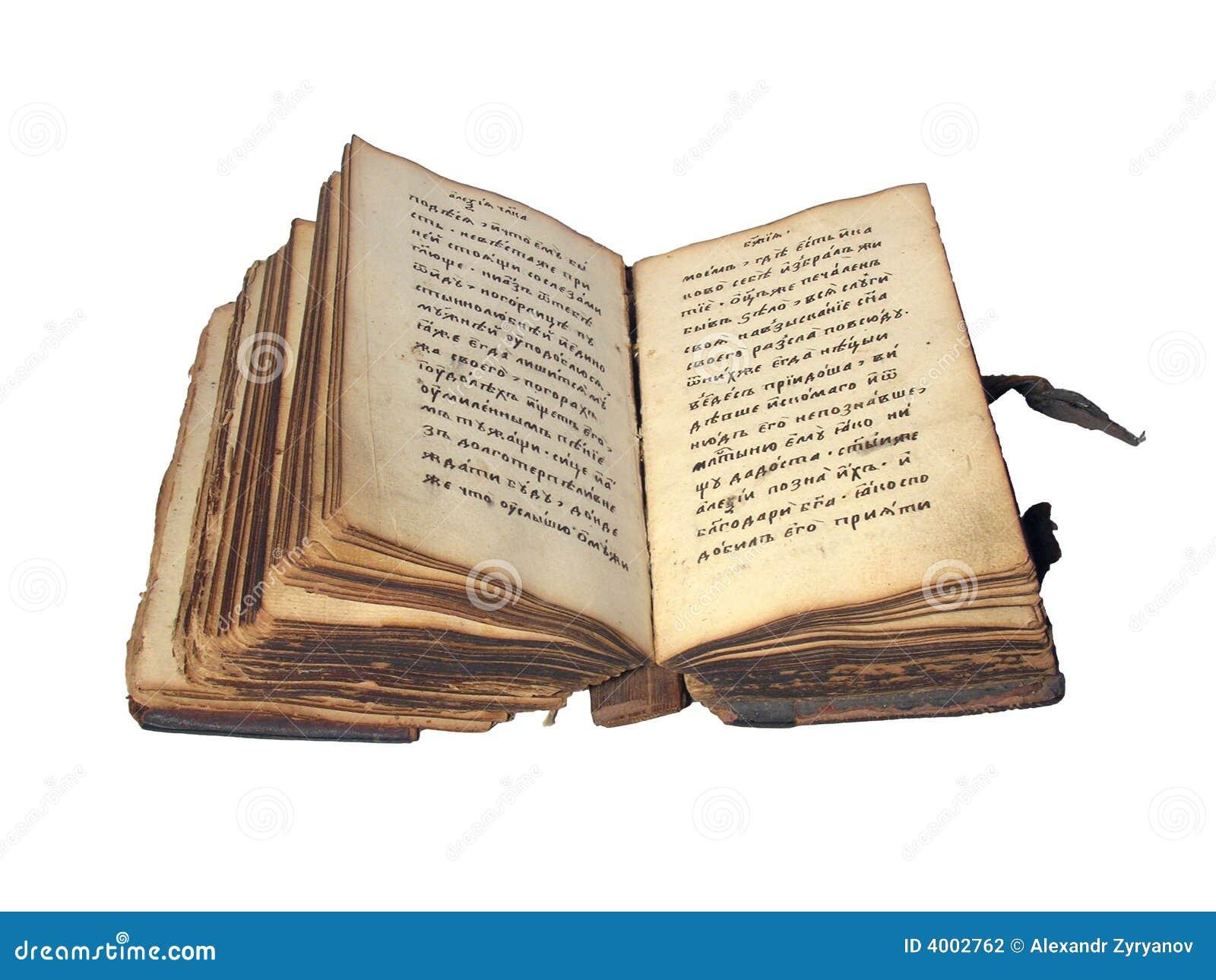 le vieux livre ouvert a isol photographie stock image 4002762. Black Bedroom Furniture Sets. Home Design Ideas