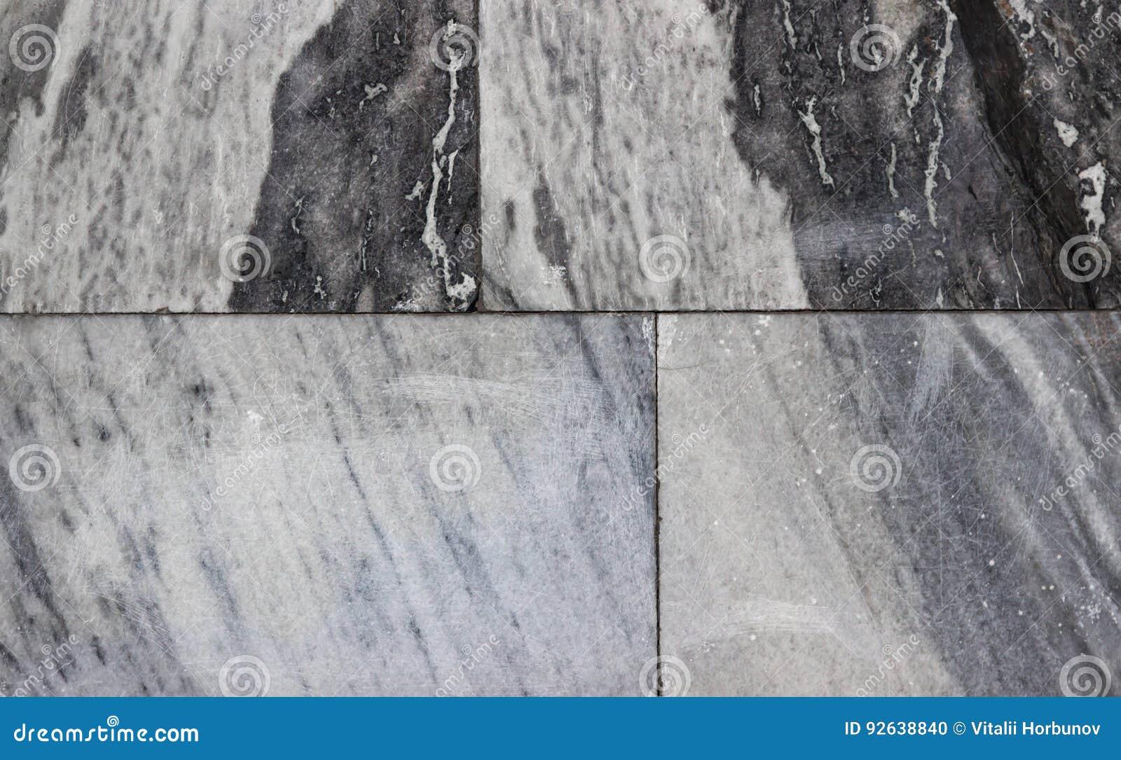 Le vieux mur de marbre carrelé peut employer pour le fond