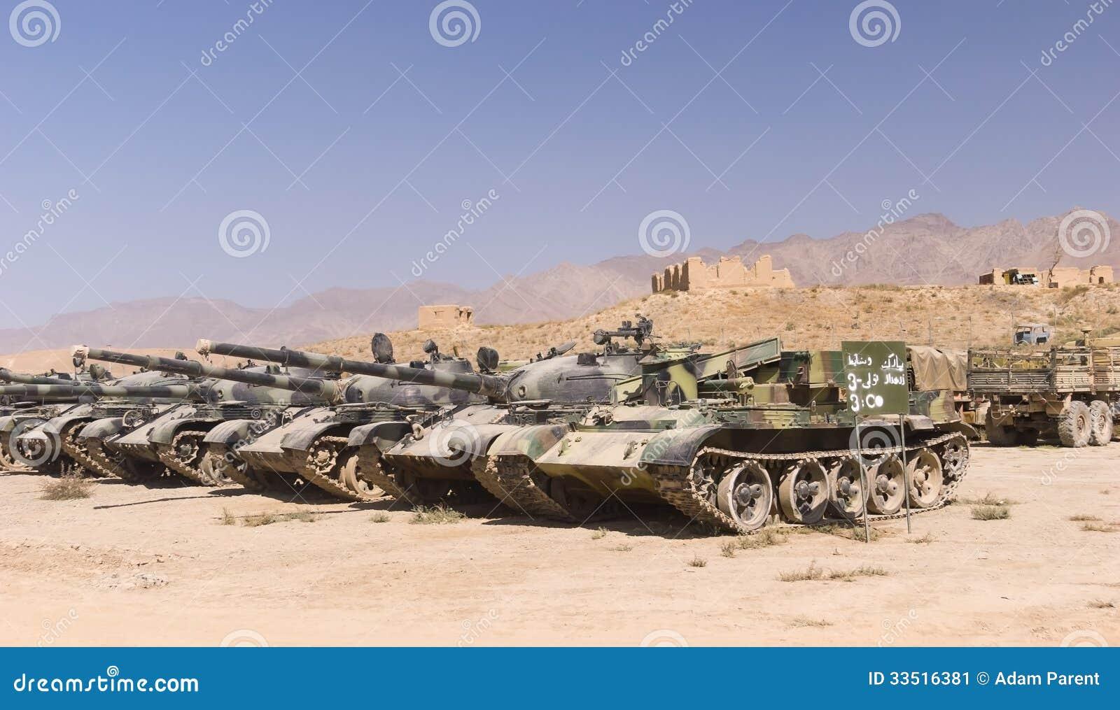 Le vieux Soviétique échoue en Pol e Charki, Afghanistan