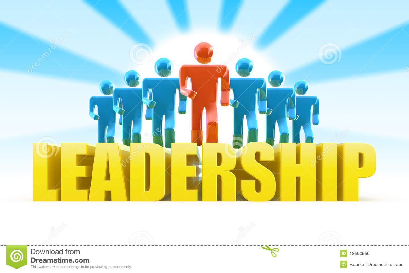 concept of leadership in management pdf
