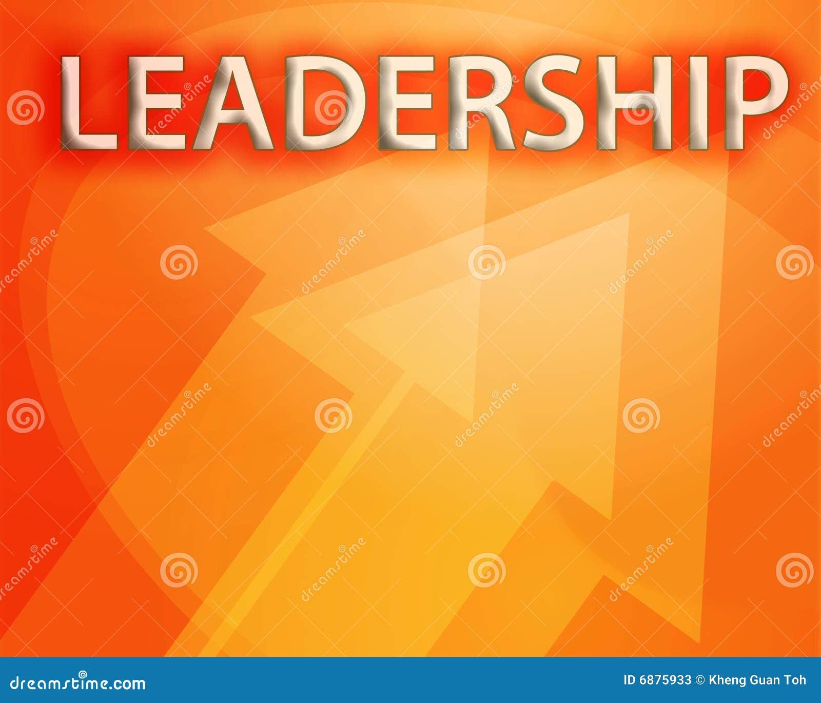 Leadership Illustration Stock Illustration  Image Of