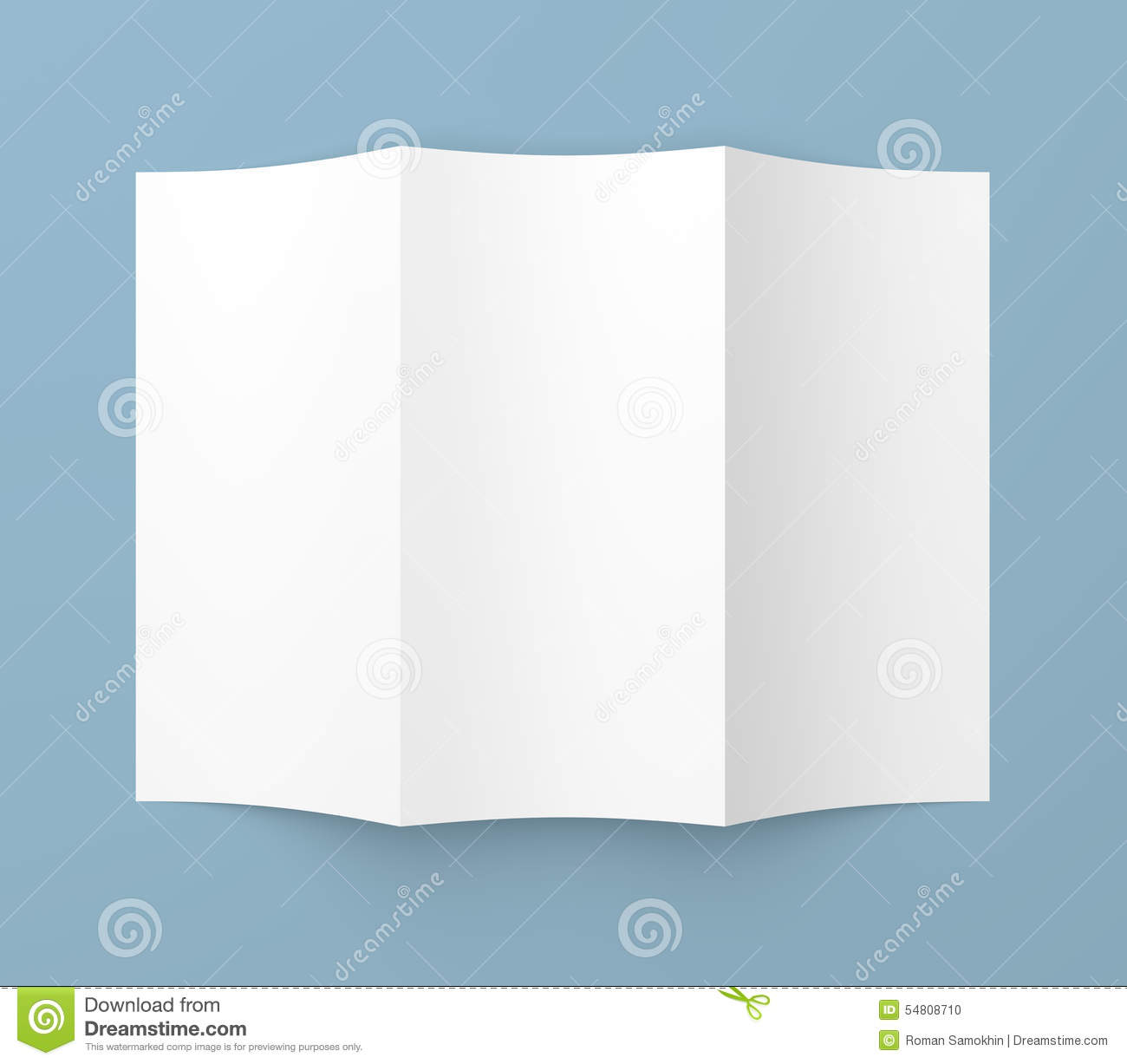 beautiful of how do you make a trifold brochure to tri fold in