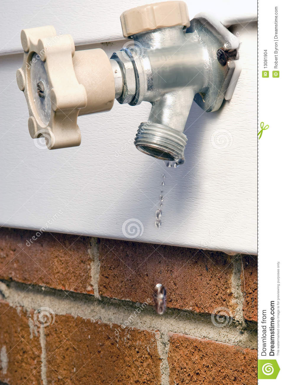 Leaky Spigot Stock Images Image 13081904
