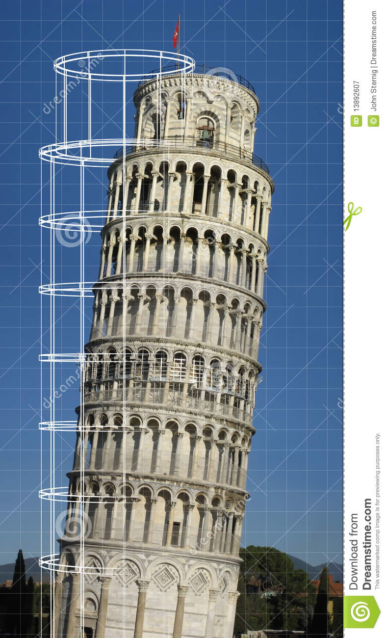 An introduction to the history of the leaning tower of pisa