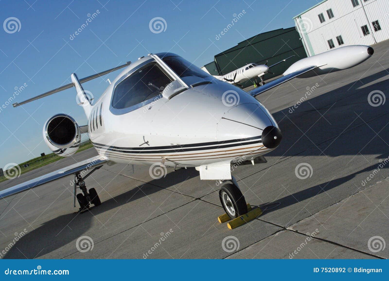 Lear的喷气机