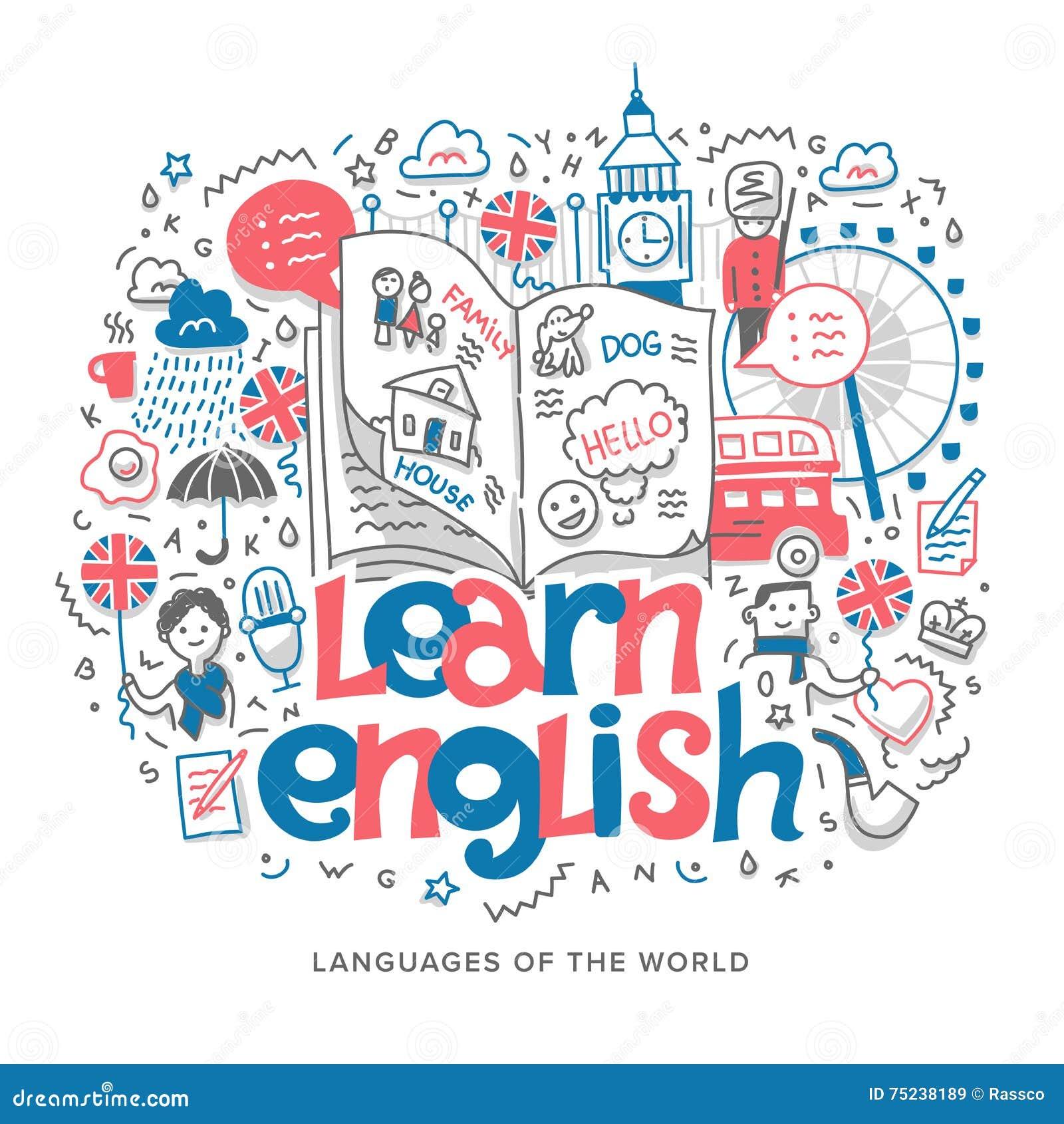 Learn english education