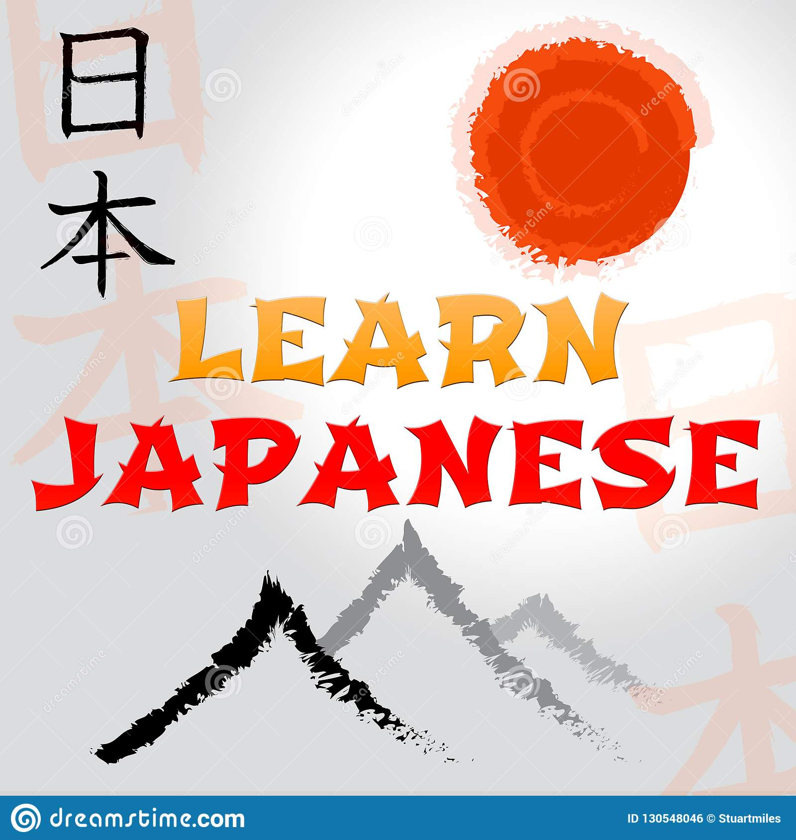 Learn Japanese Stock Illustrations 873 Learn Japanese Stock Illustrations Vectors Clipart Dreamstime