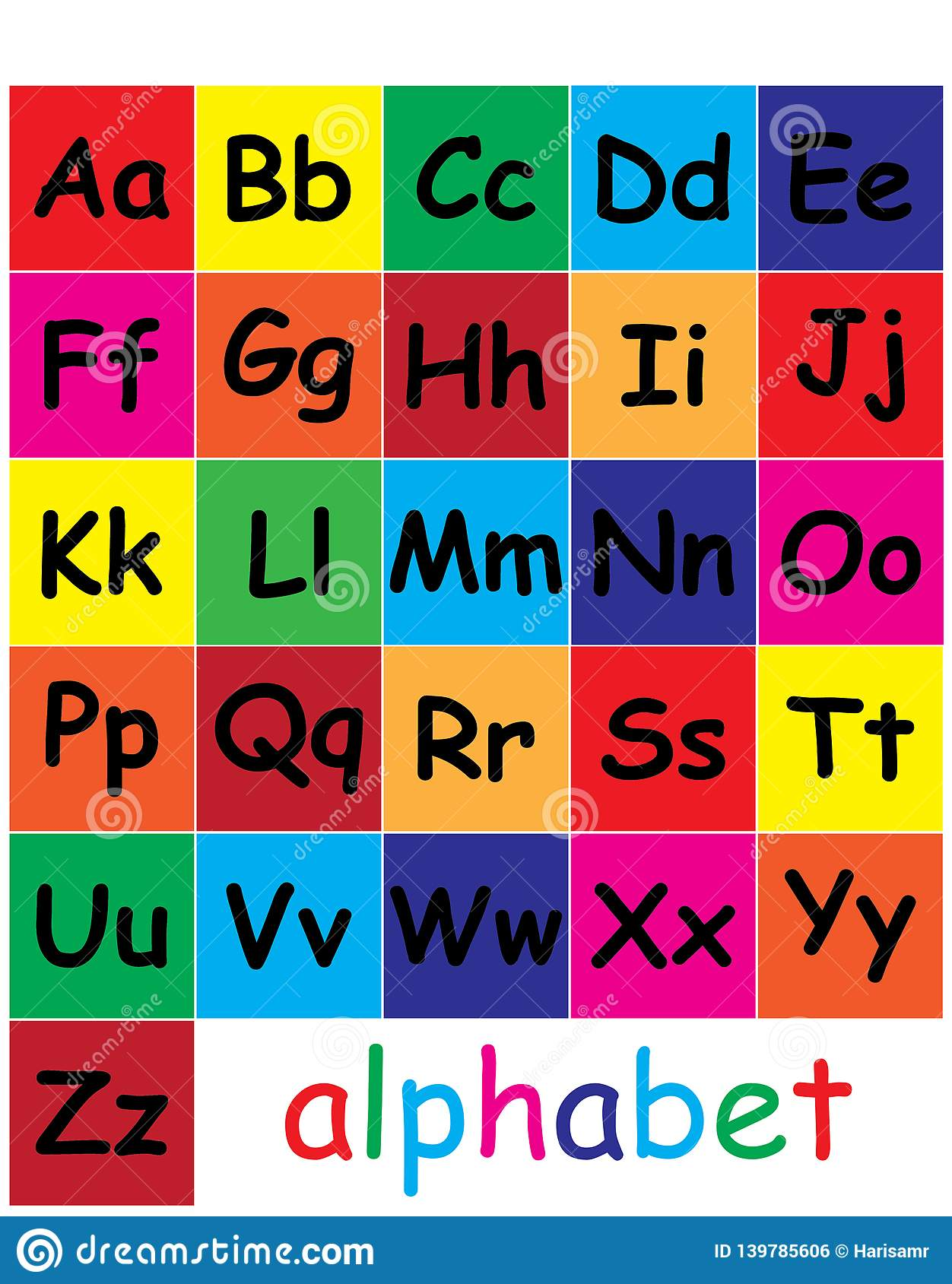 Free Printable Letters A Z