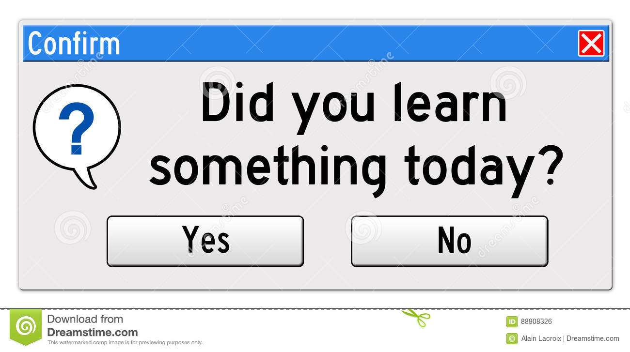 Today is a Great Day to Learn Something New | TWO WRITING ...
