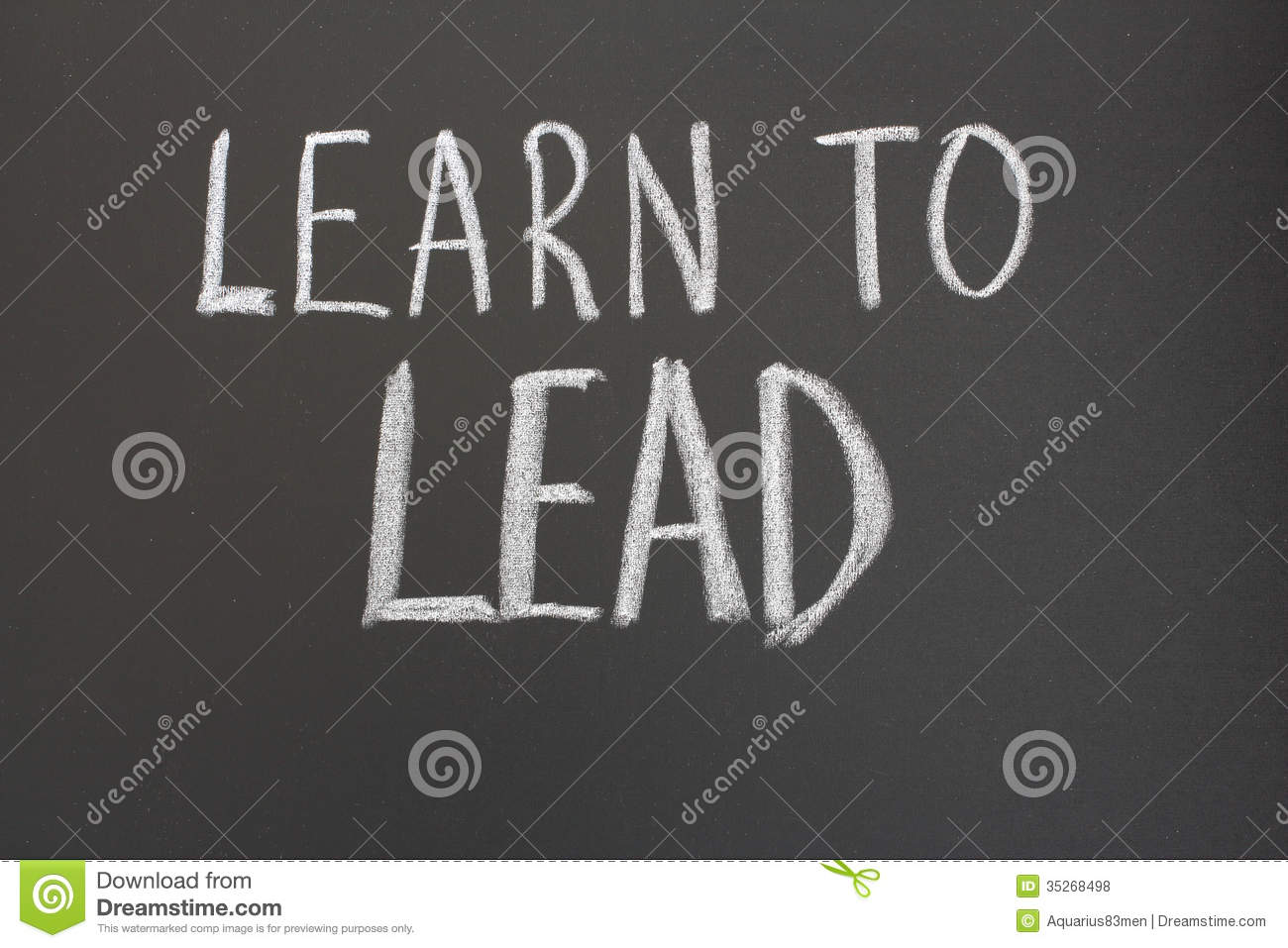 learning to lead Learntoleadcom is the online home to the dave anderson corporation, a premier source for leadership books, management training classes, and development training courses.