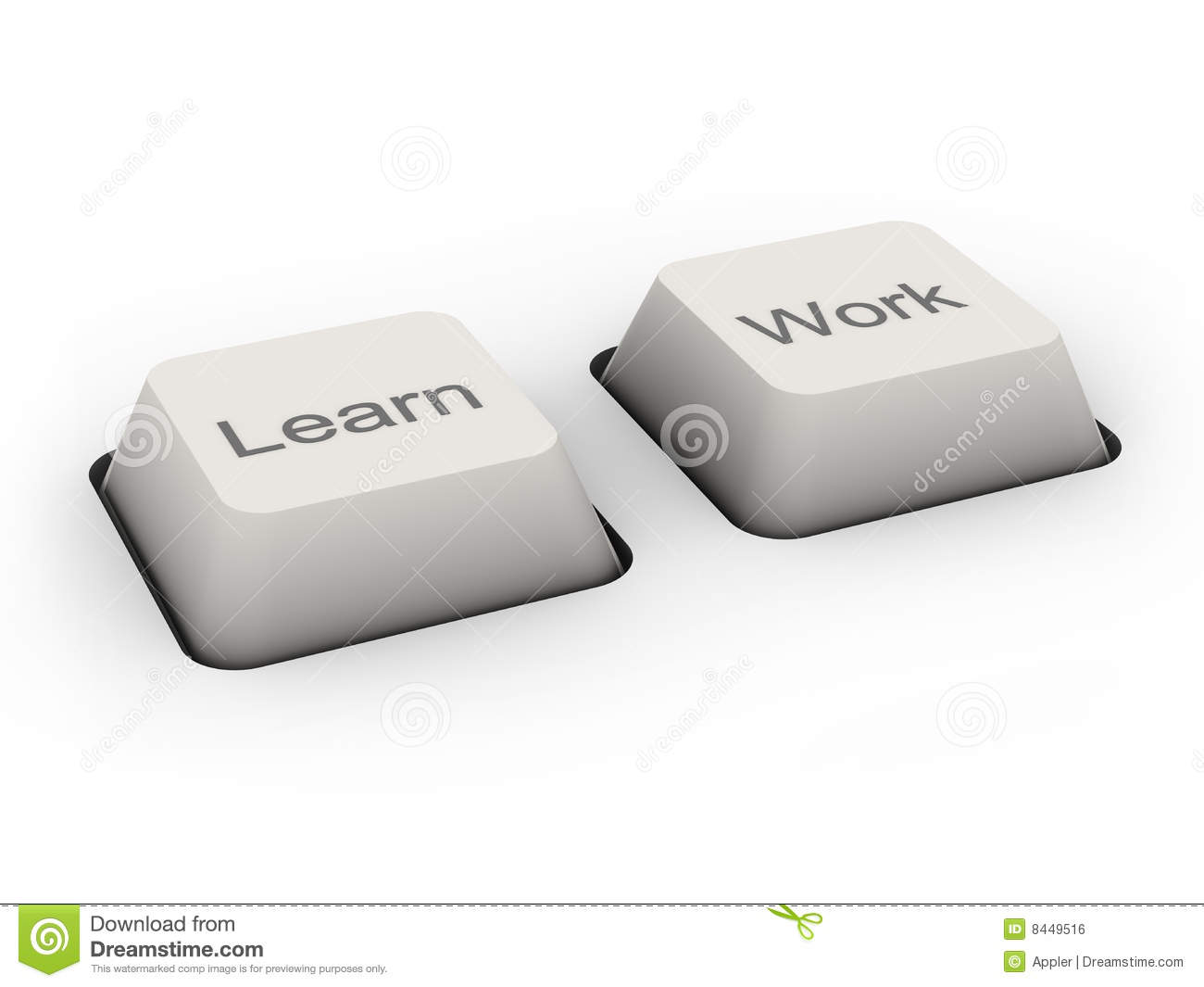 work and learn: