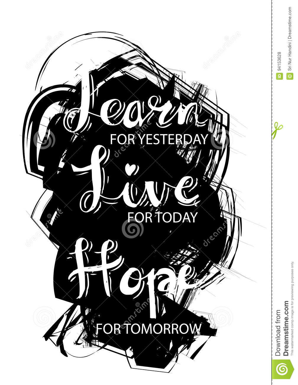 Live For Today Quotes Learn From Yesterdaylive For Todayhope For Tomorrowstock