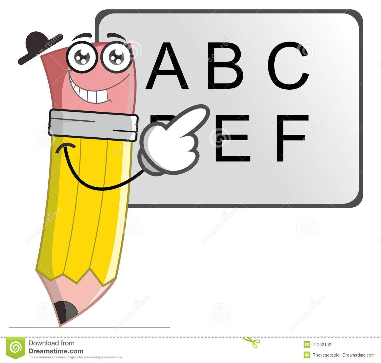 Learning The Alphabet Stock Photography - Image: 21202192