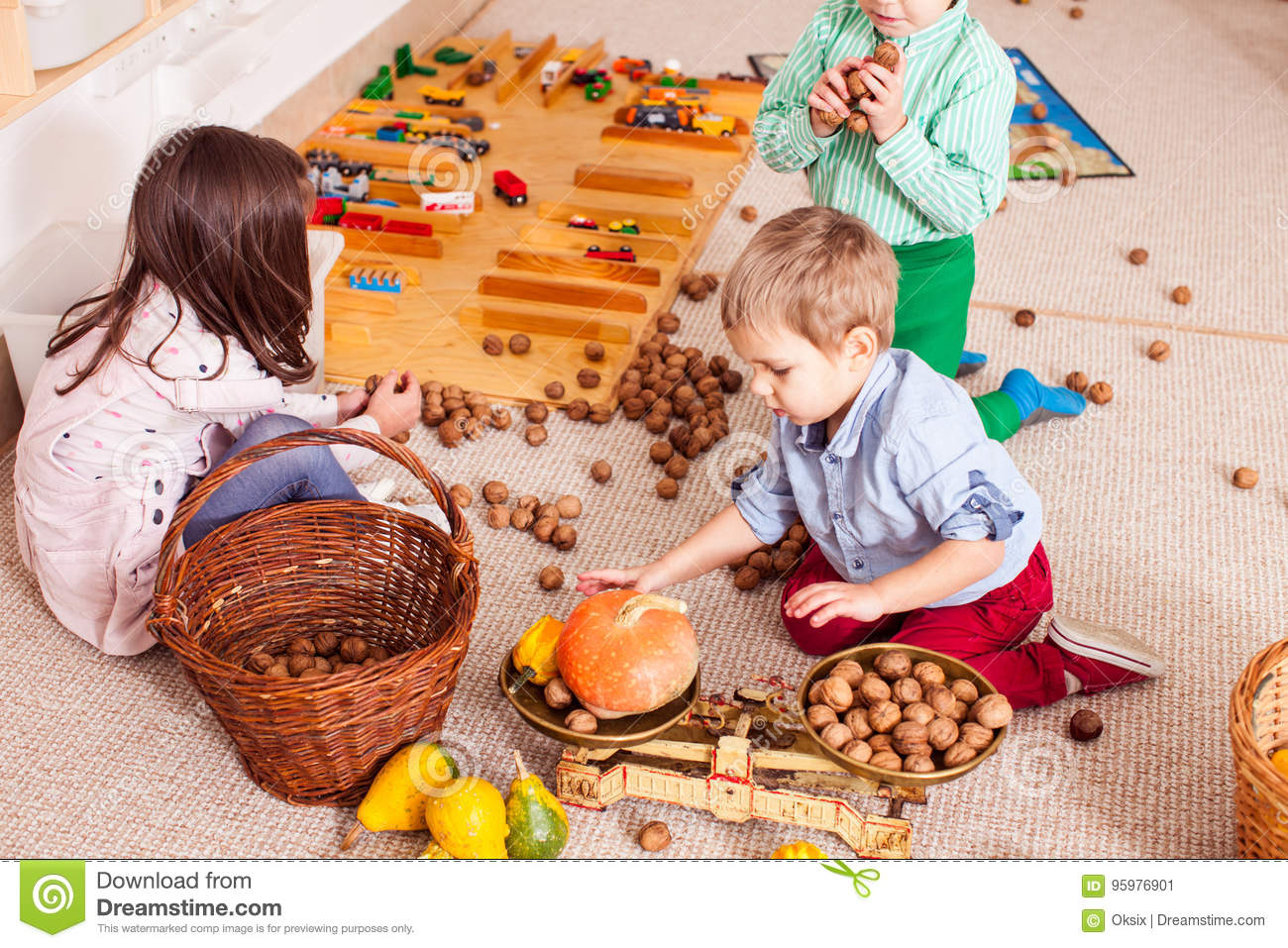 070aae76f0cf Learning through play stock image. Image of elementary - 95976901