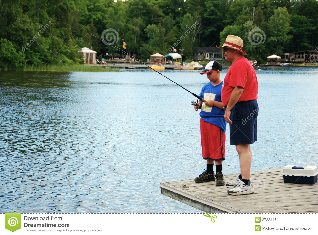 Learning to fish stock image image of male holiday for Learn to fish