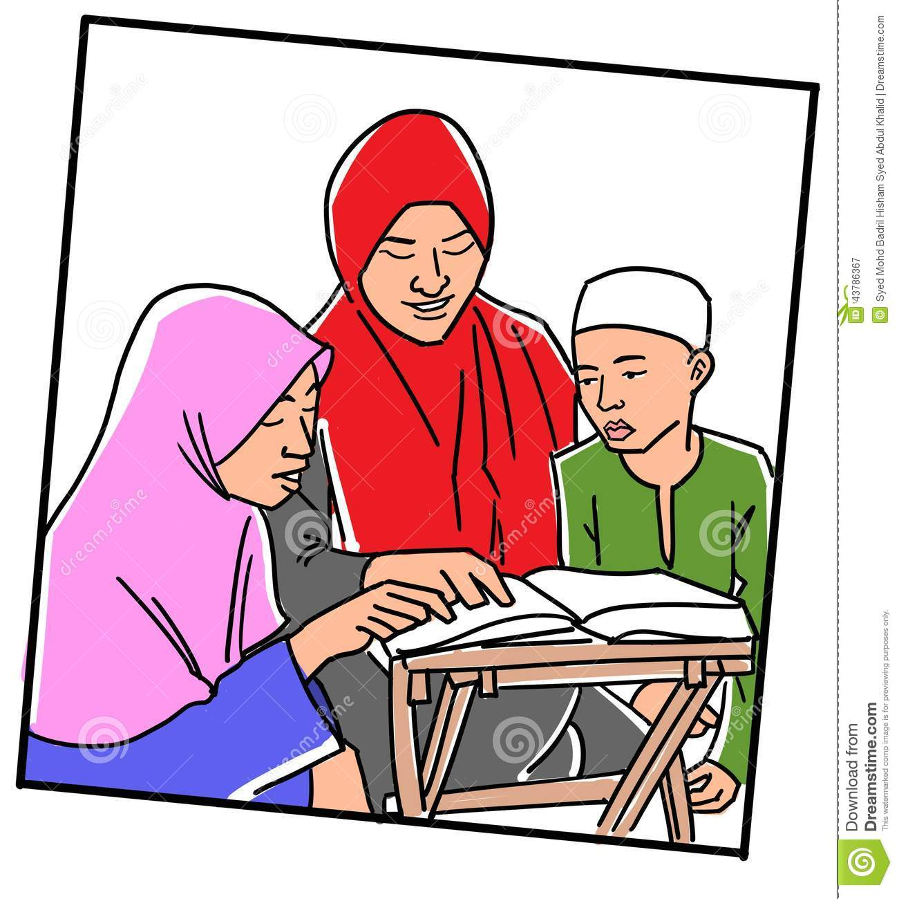 Learn Quran Online Free With Tajweed For Kids ...