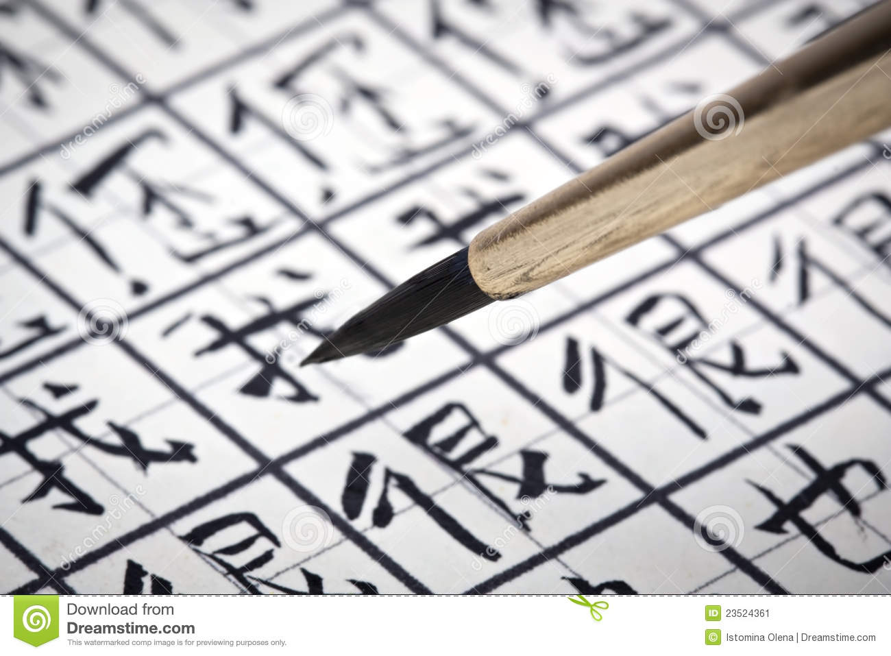 Learning how to write in chinese