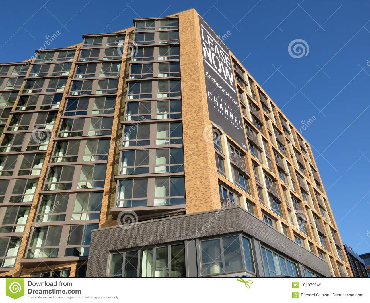 For Lease at the Wharf in Washington DC