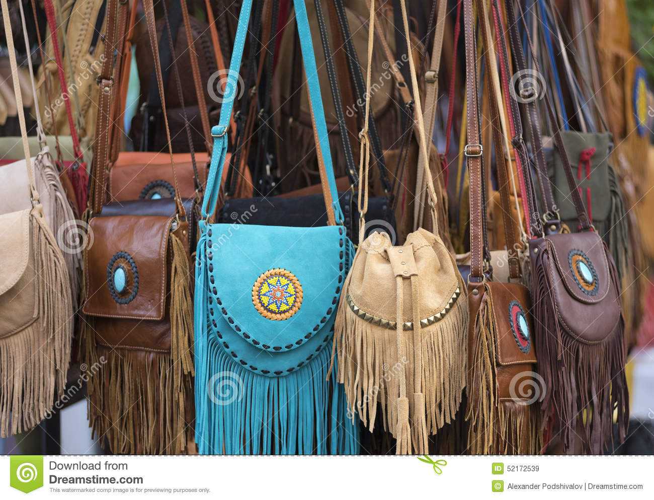 Leather Bags For Sale Stock Photos - Image: 31809623