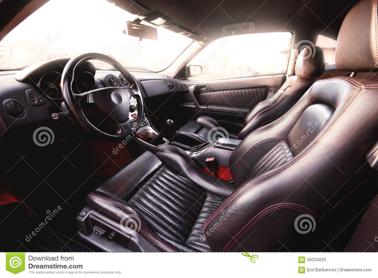 photo collection car interior stock images. Black Bedroom Furniture Sets. Home Design Ideas