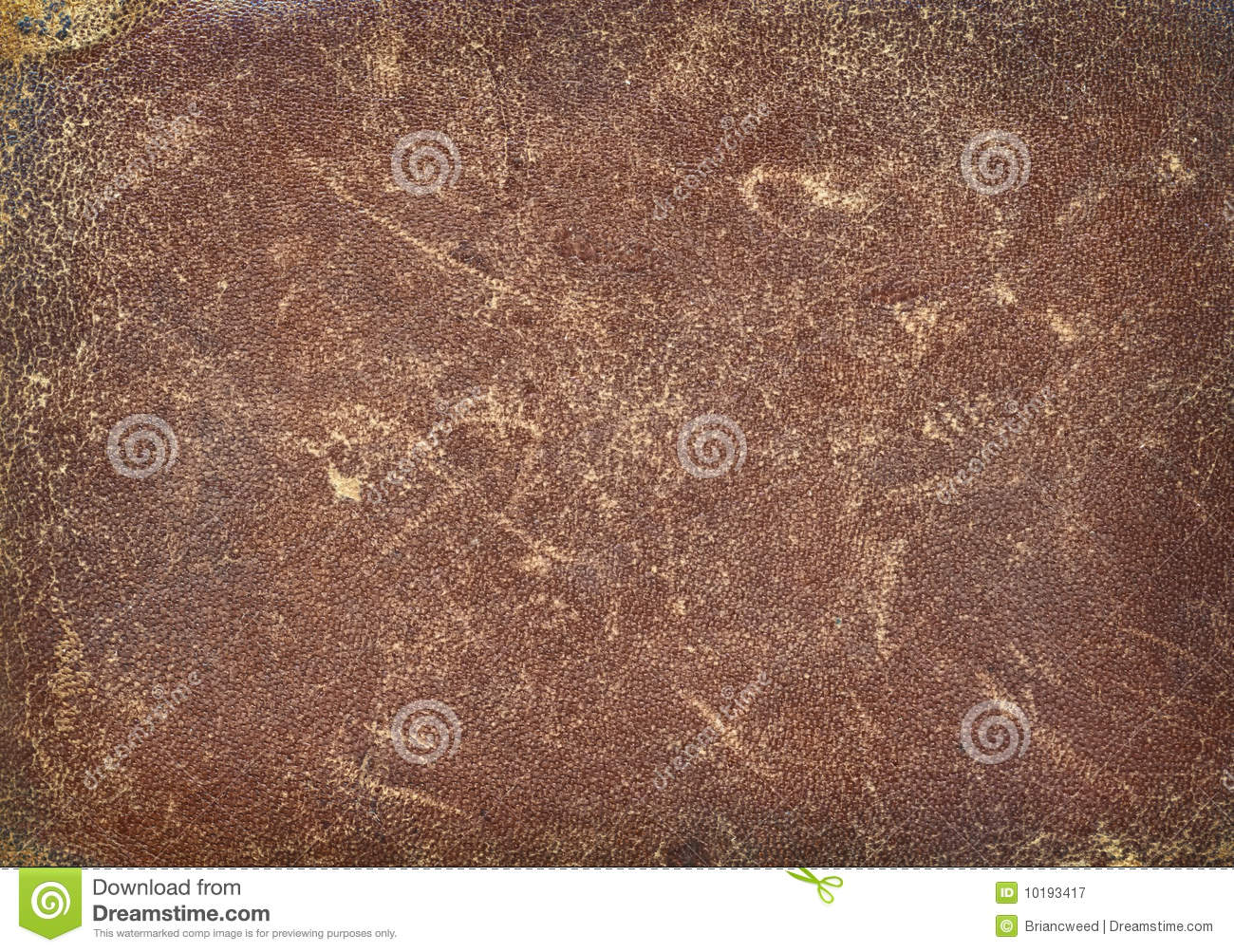 Leather Cowhide Texture Royalty Free Stock Photography