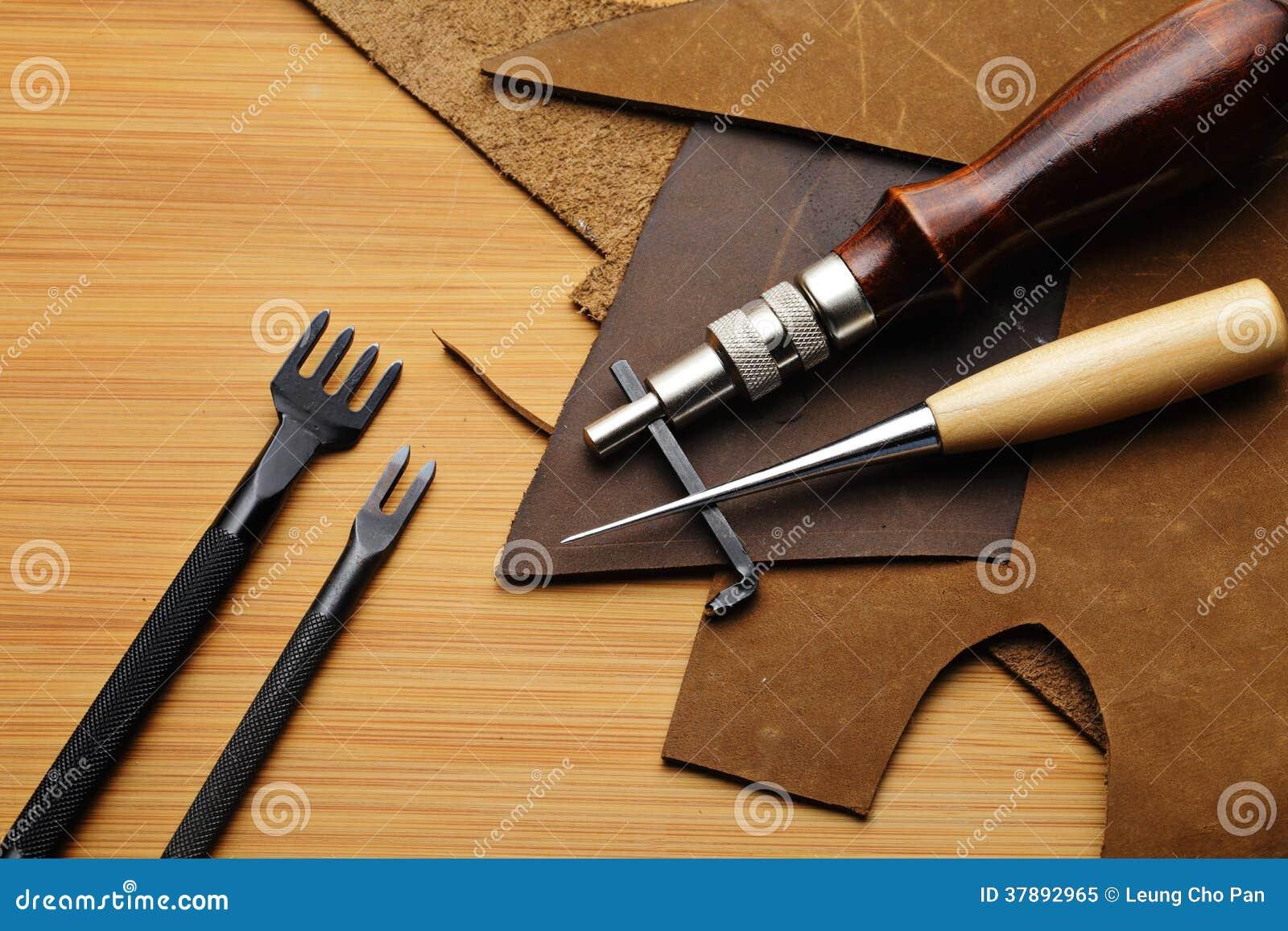 Leather equipment
