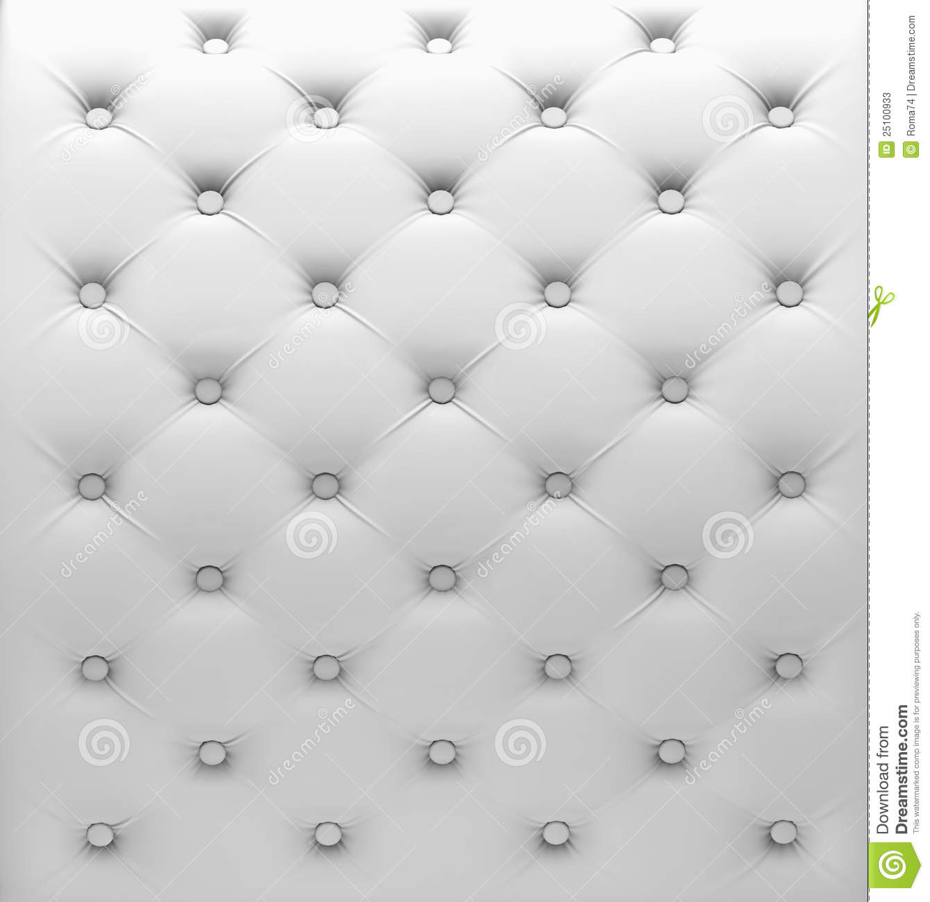Leather Furniture Background Stock Illustration