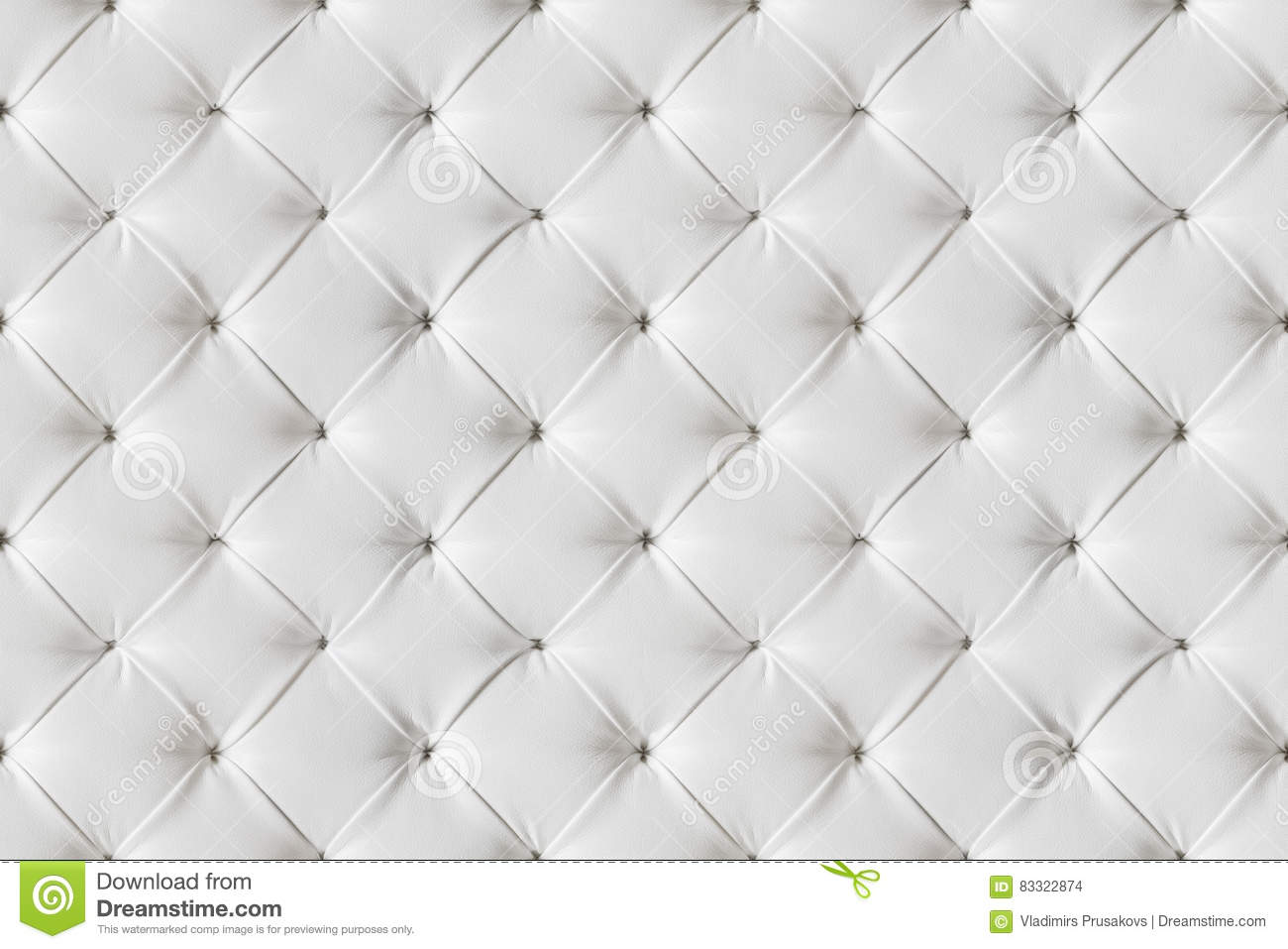 Leather Sofa Texture Seamless Background White Leathers