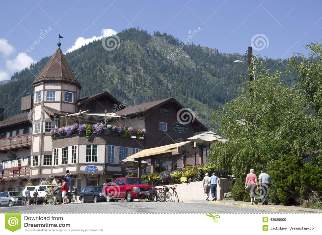 Leavenworth-Deutschstadt