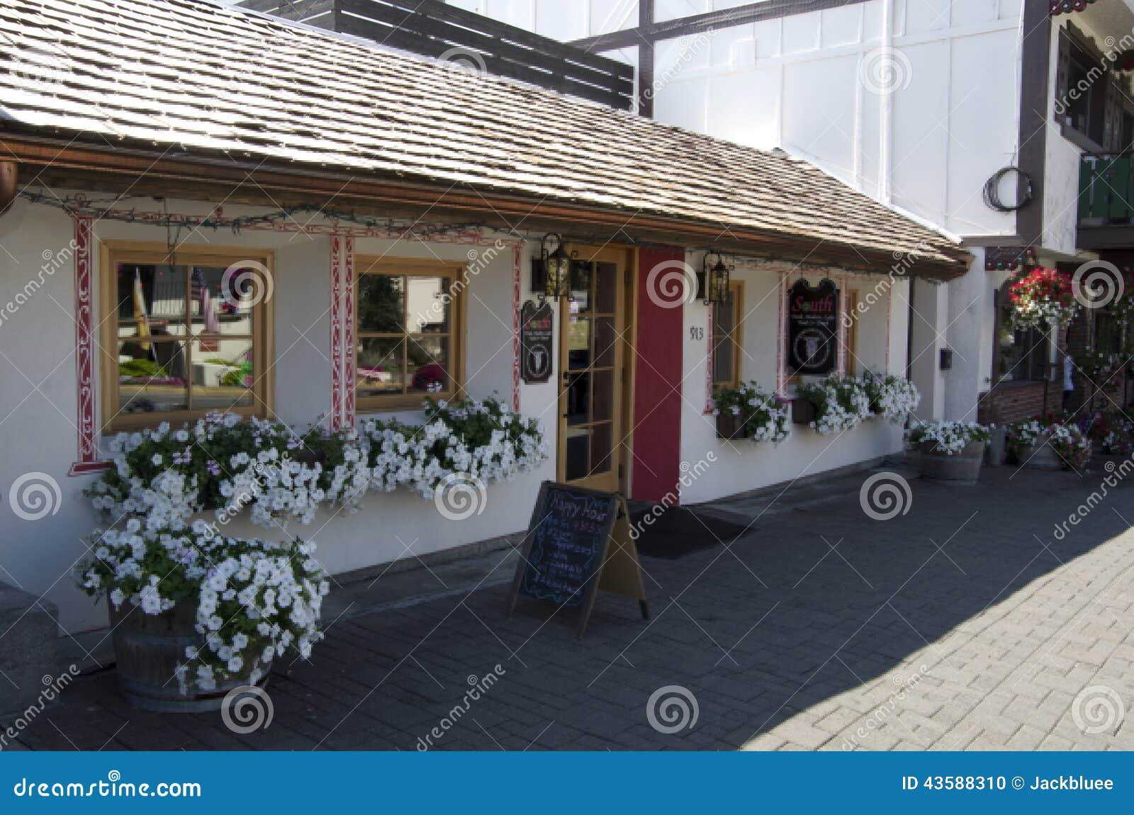 Leavenworth tyskstad