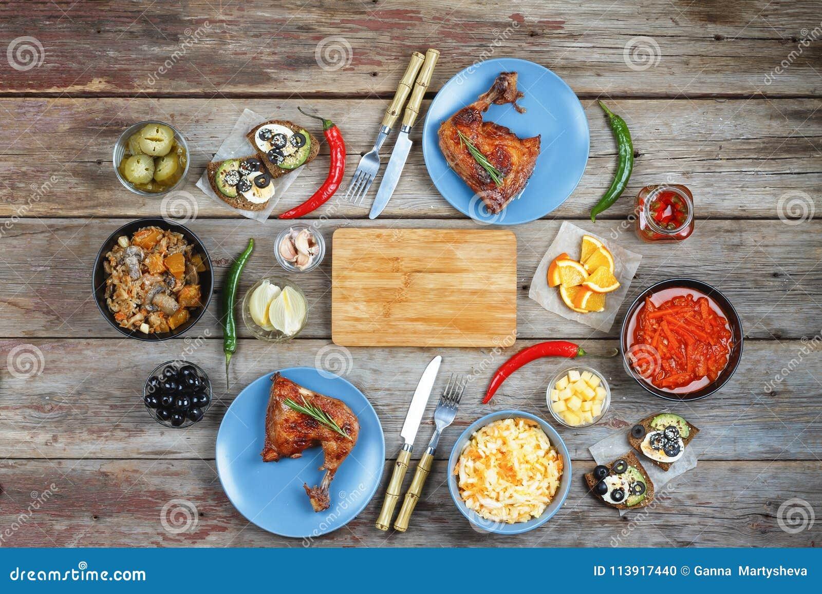 Lebensmittel, Abendessen, Platte, Mahlzeit, Mittagessen, köstlich, geschmackvoll, Tabelle, Küken