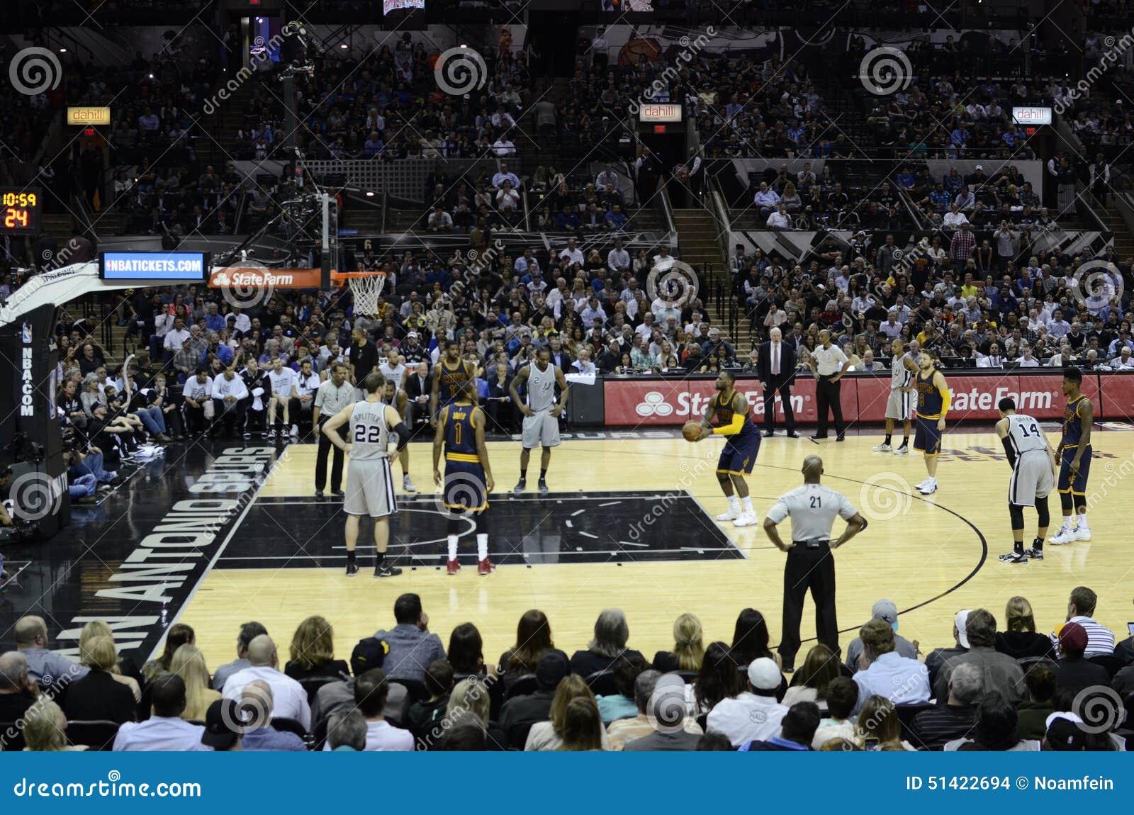 Lebron Джеймс - игра NBA