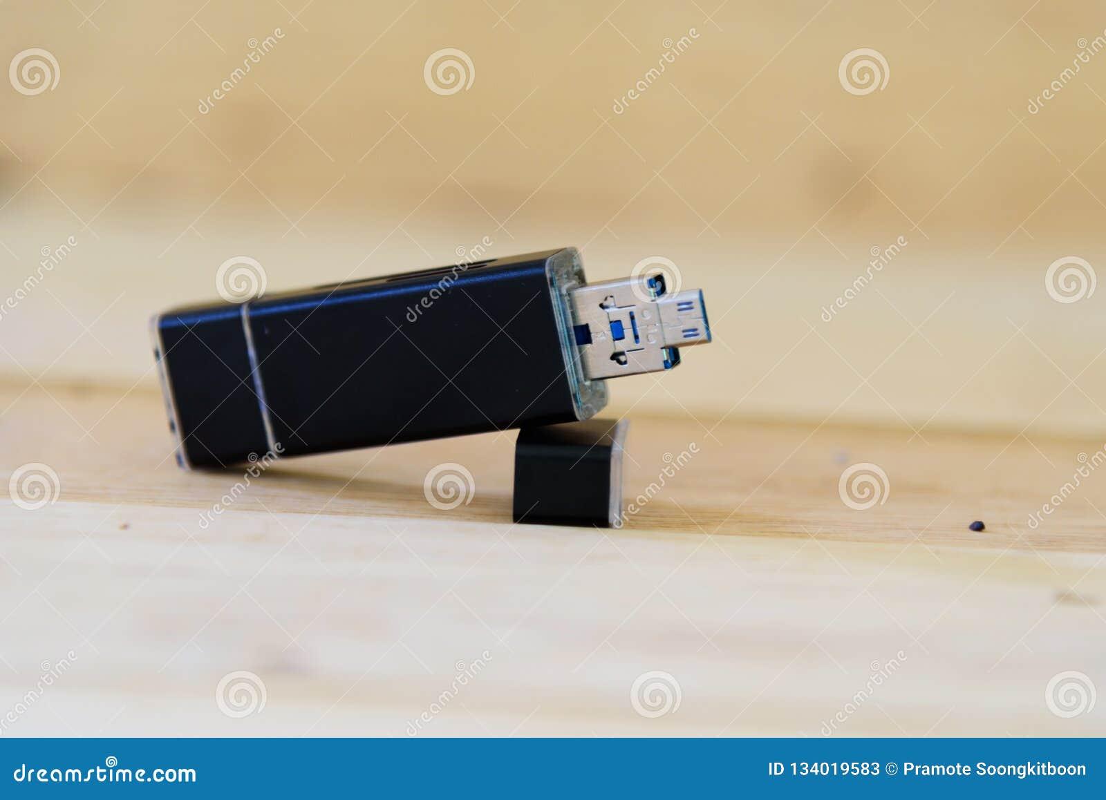 Lecteur de cartes d USB pour le mobile