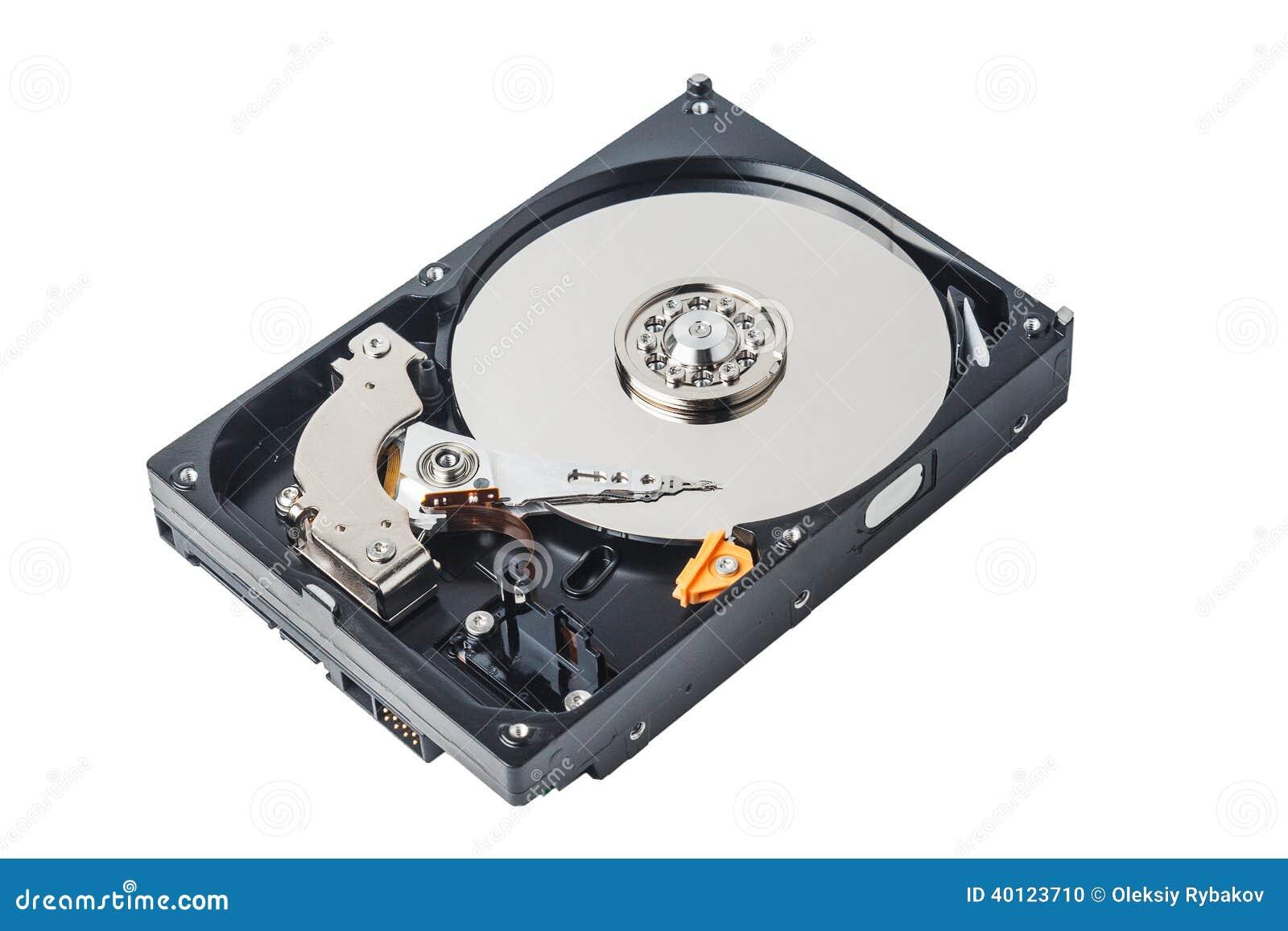 Lecteur de disque dur