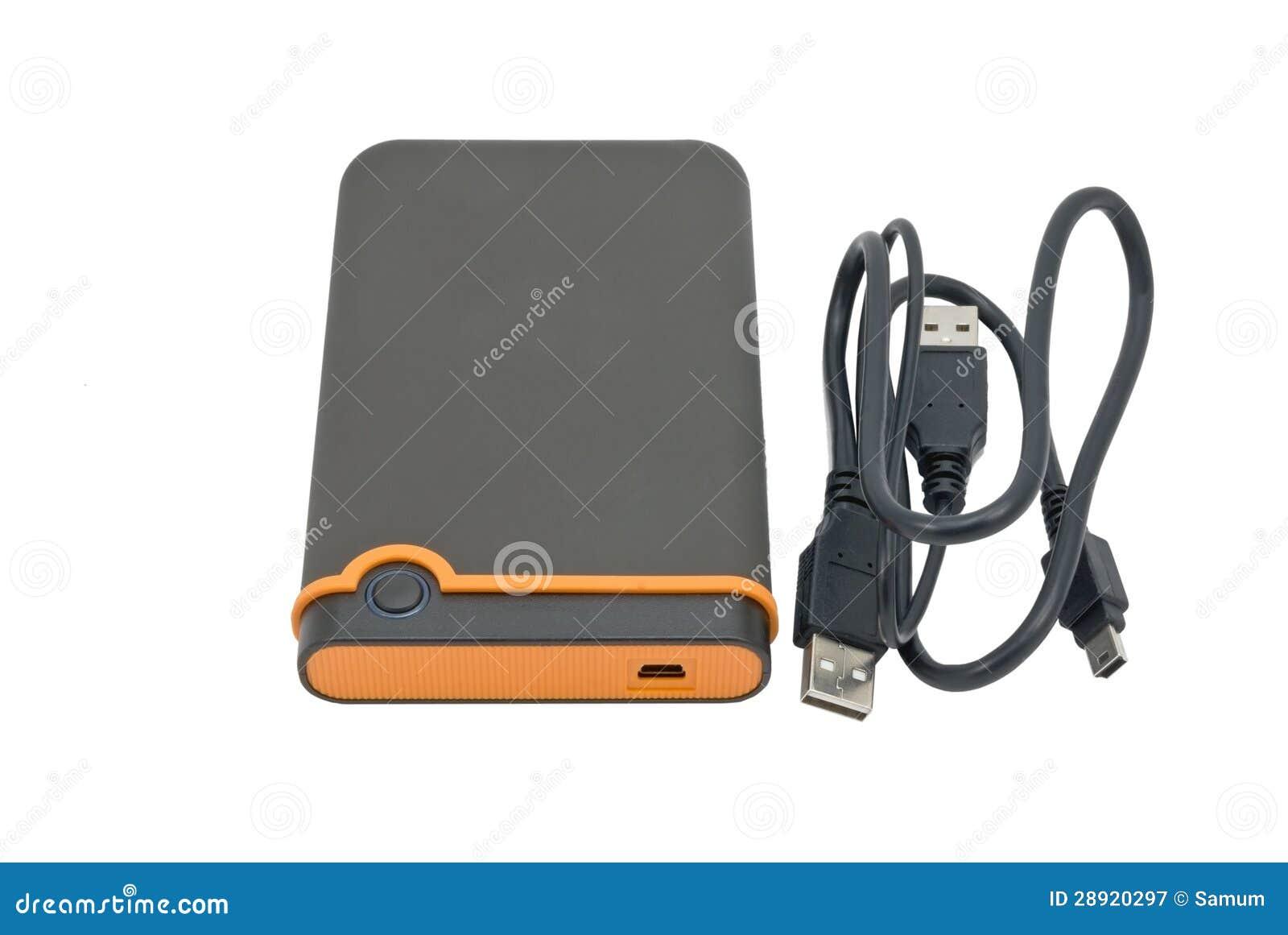 Lecteur de disque dur externe