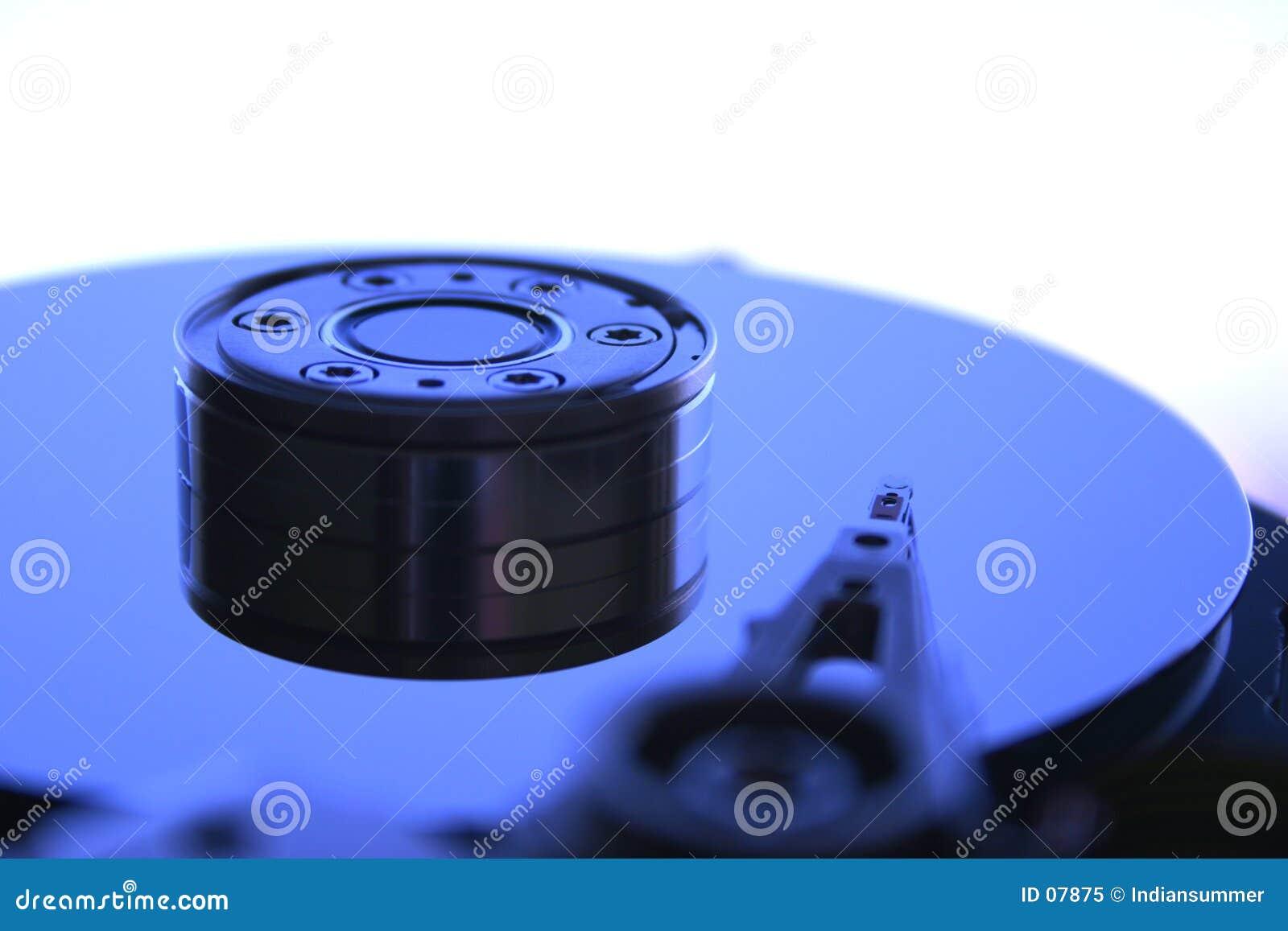 Lecteur V de disque dur