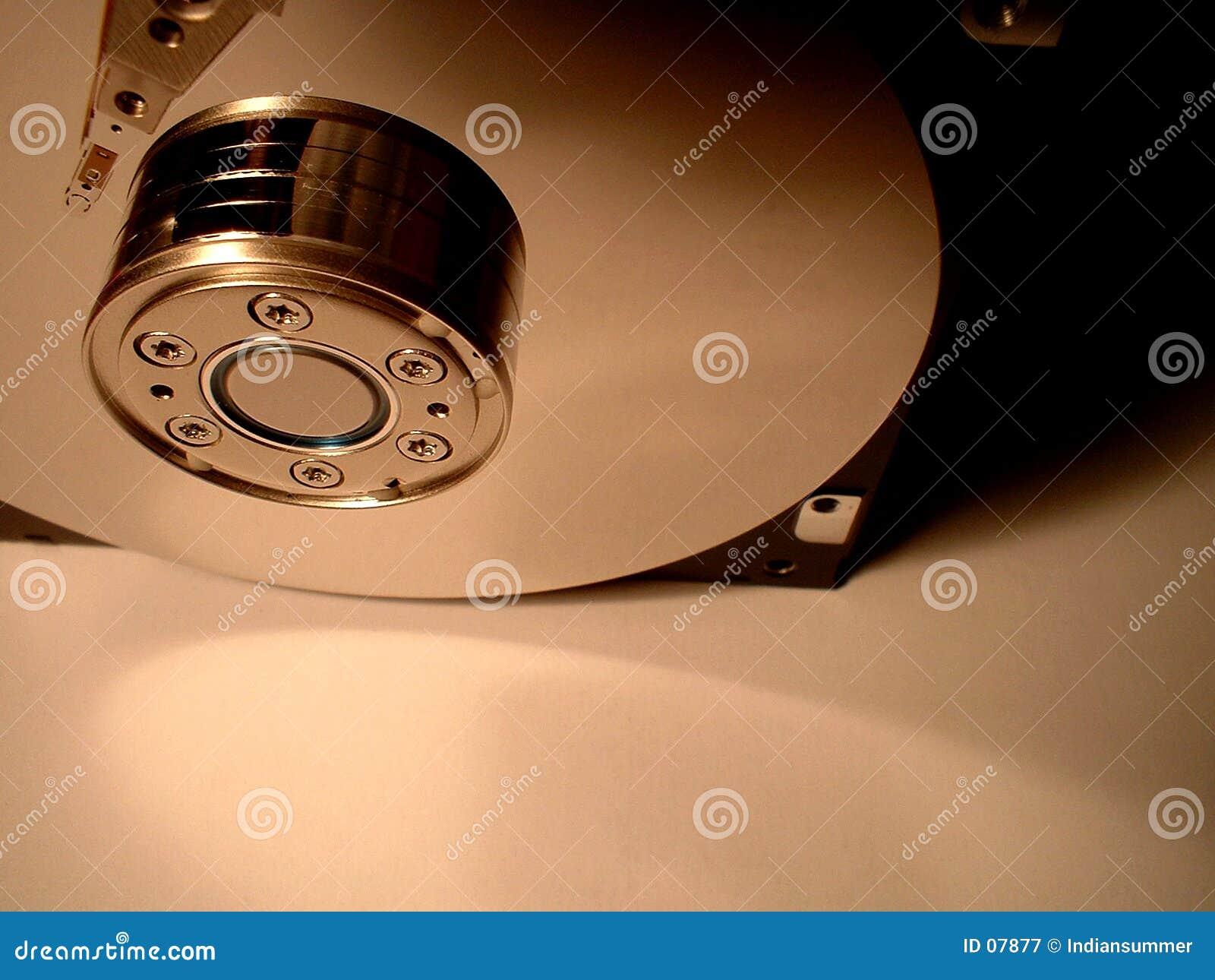 Lecteur VII de disque dur