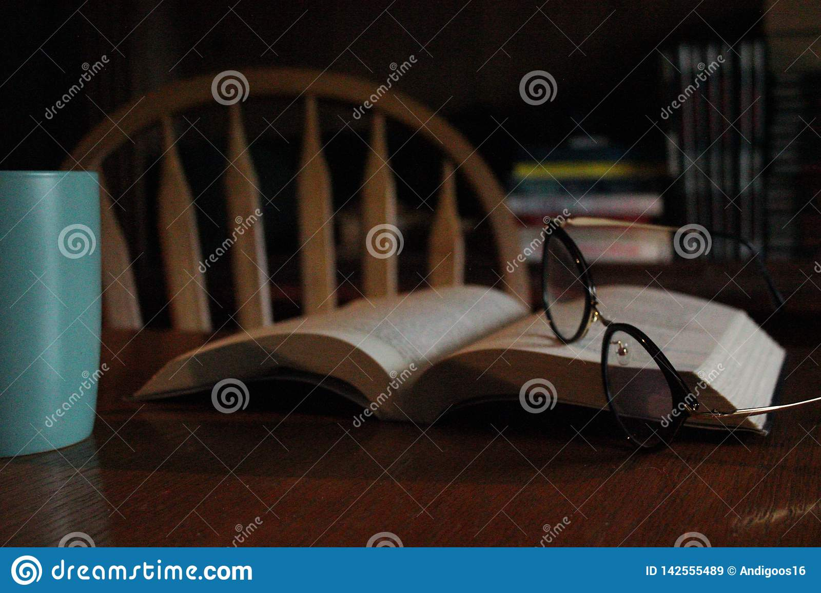 Lectura de la noche